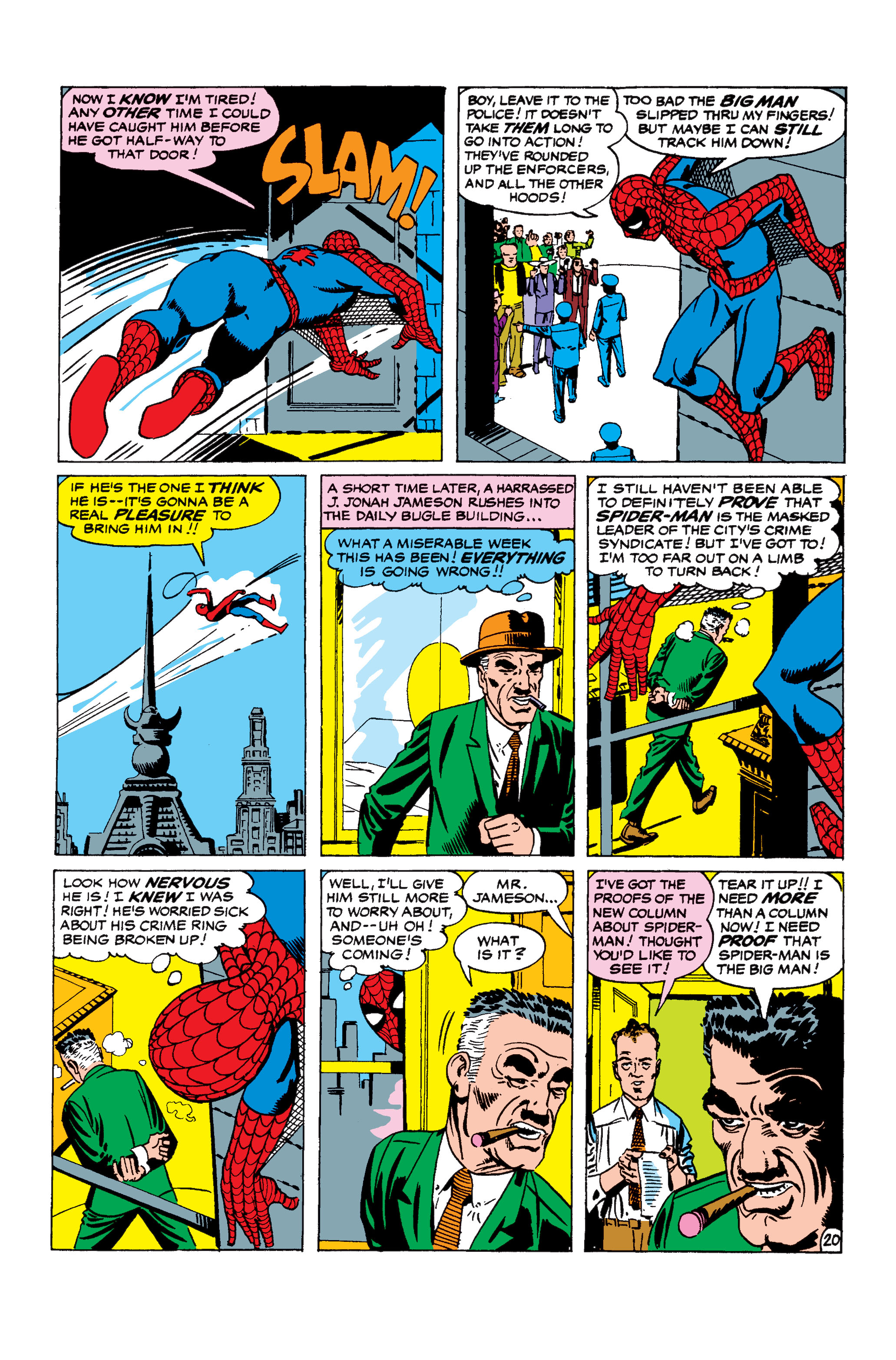 The Amazing Spider-Man (1963) 10 Page 20