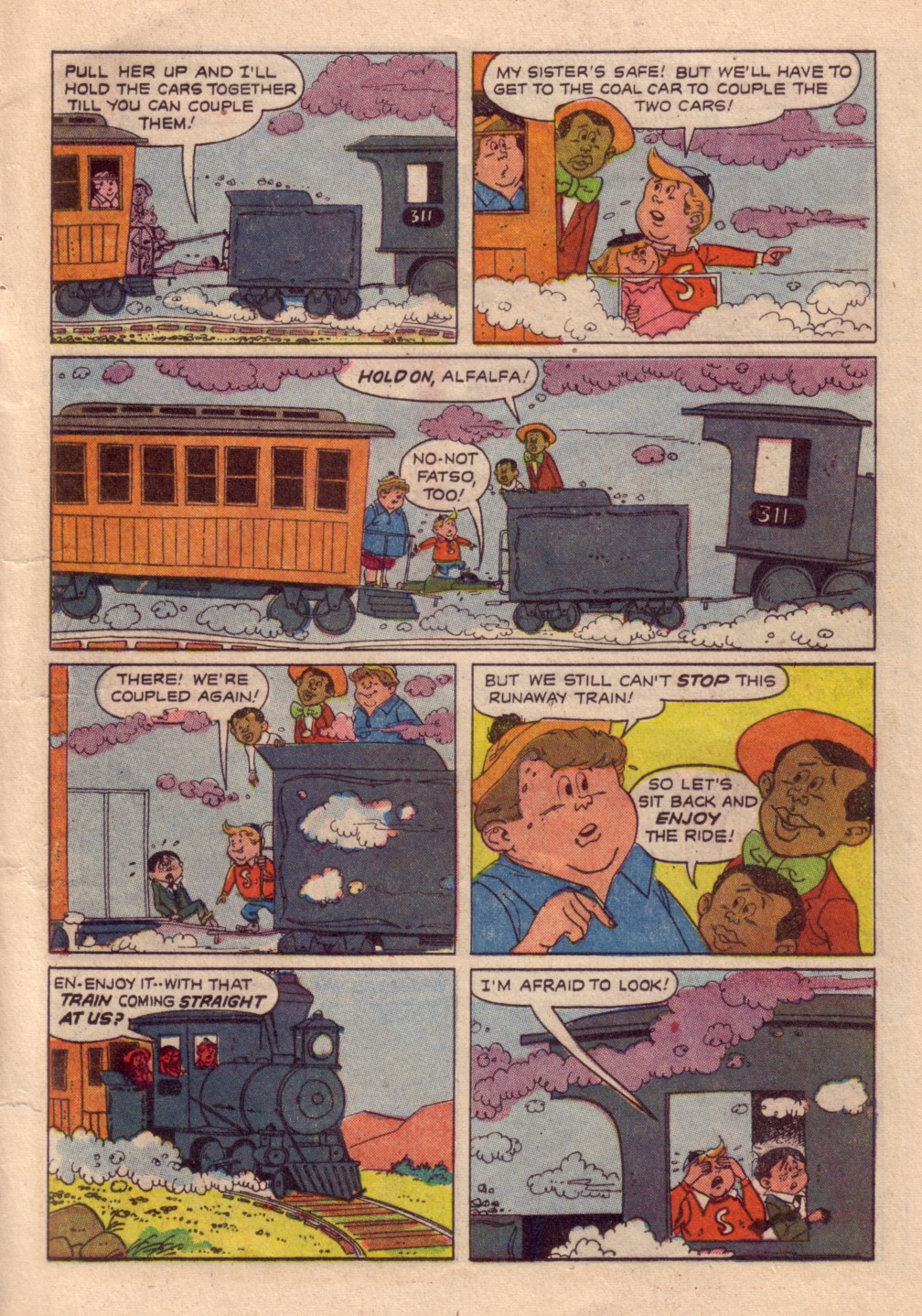 Four Color Comics issue 1174 - Page 17