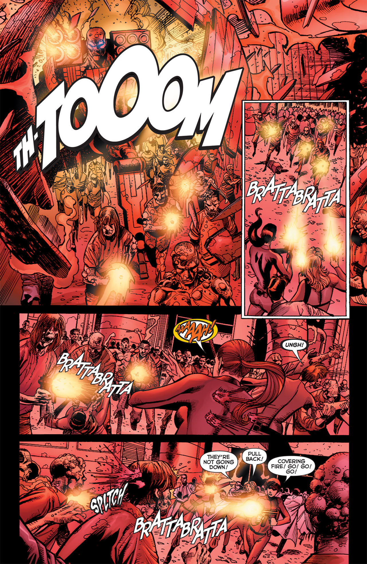 Read online 52 Aftermath: The Four Horsemen comic -  Issue #5 - 22