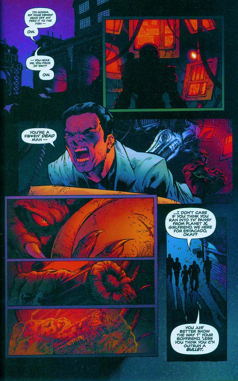 Read online Overkill: Witchblade/Aliens/Darkness/Predator comic -  Issue #2 - 24