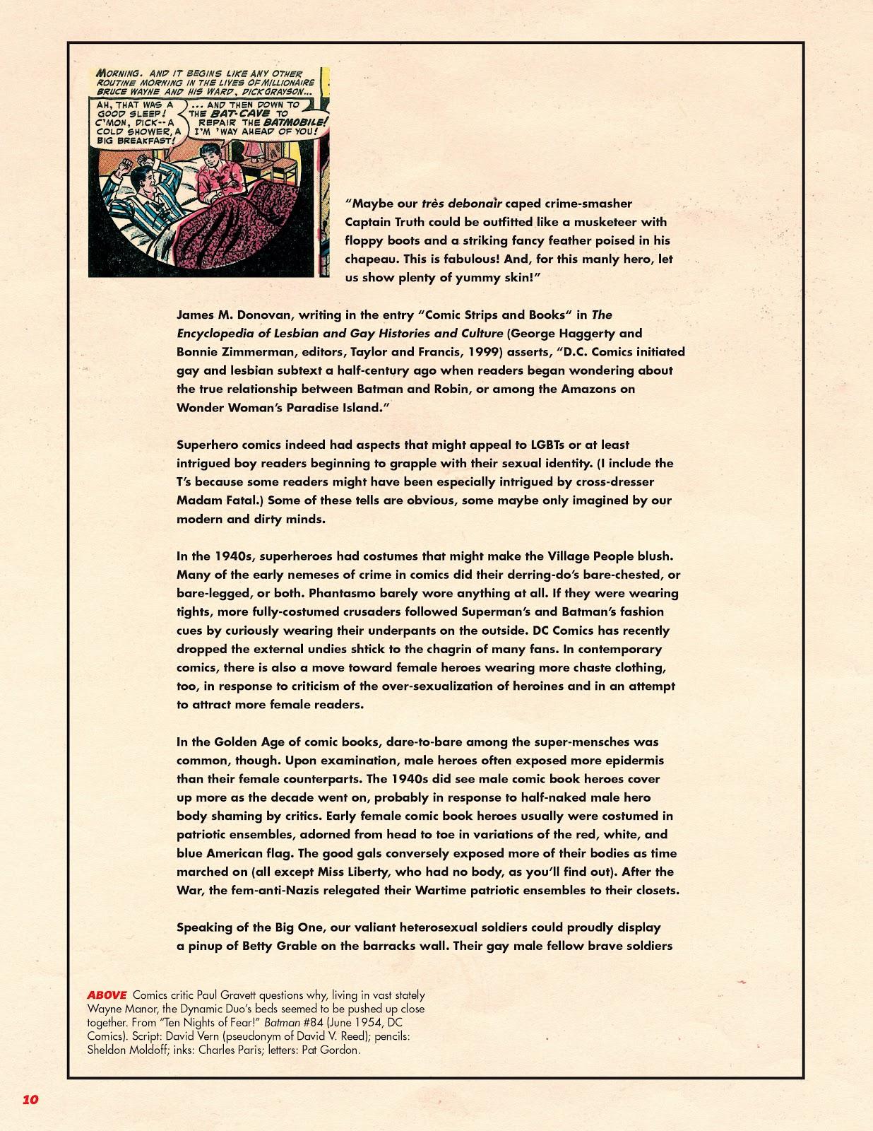 Read online Super Weird Heroes comic -  Issue # TPB 1 (Part 1) - 11