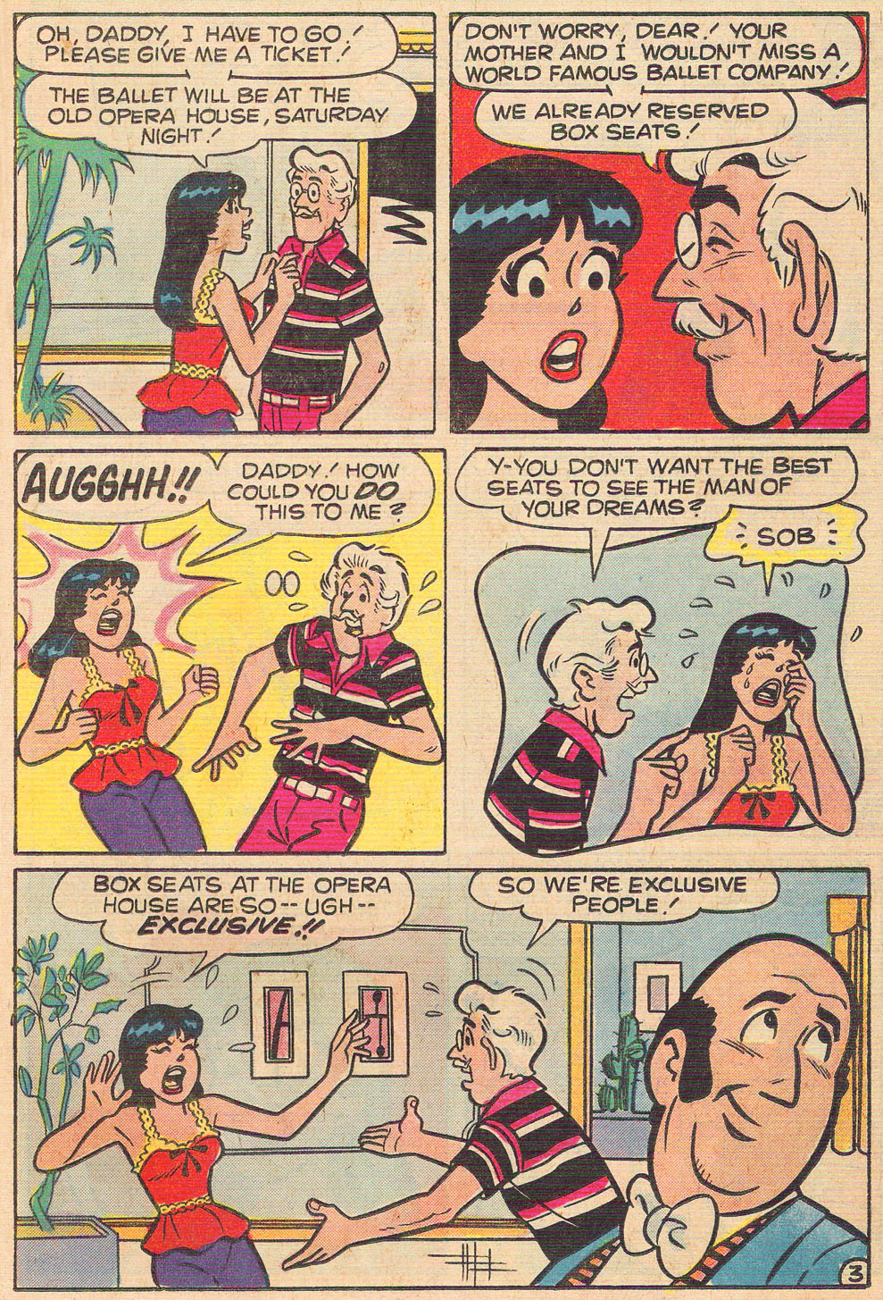Read online Archie's Girls Betty and Veronica comic -  Issue #264 - 15