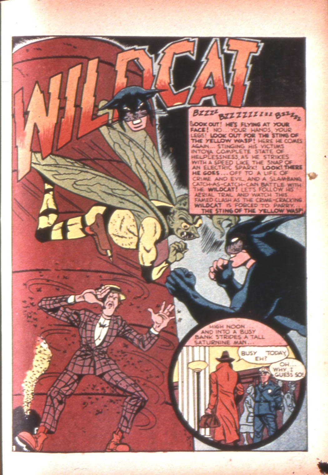 Read online Sensation (Mystery) Comics comic -  Issue #20 - 49