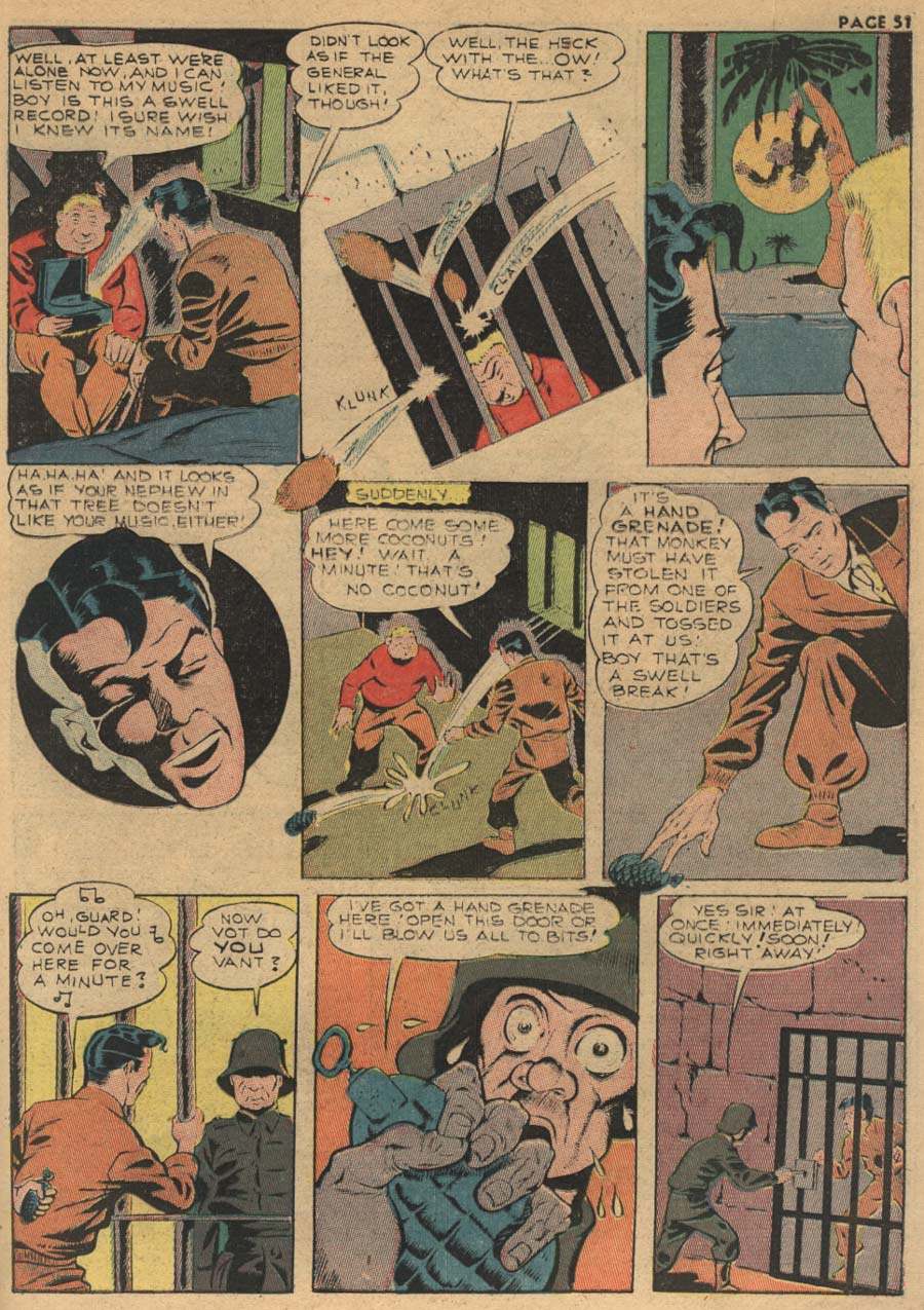 Zip Comics issue 31 - Page 51