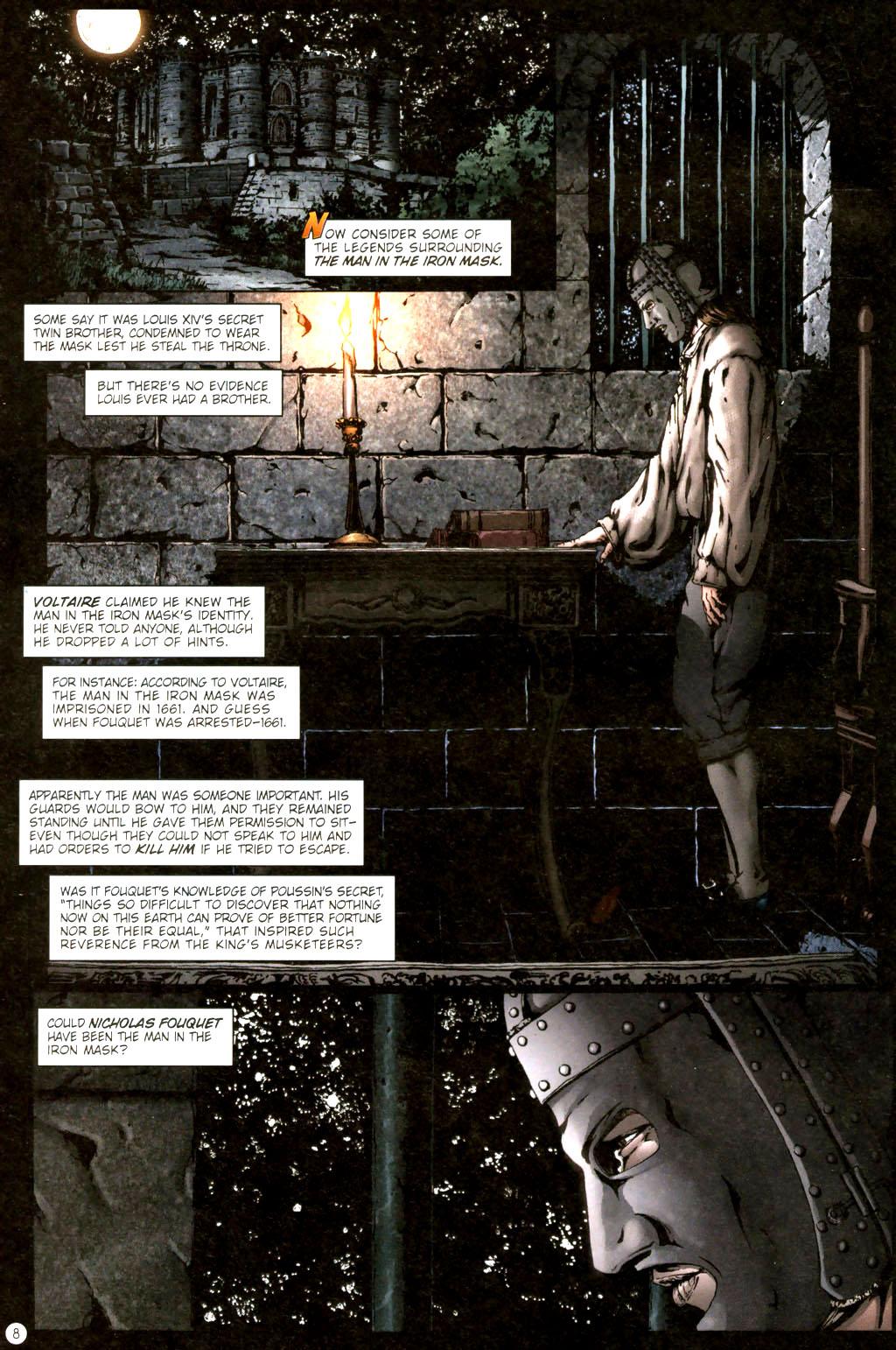 Read online Rex Mundi comic -  Issue #9 - 12