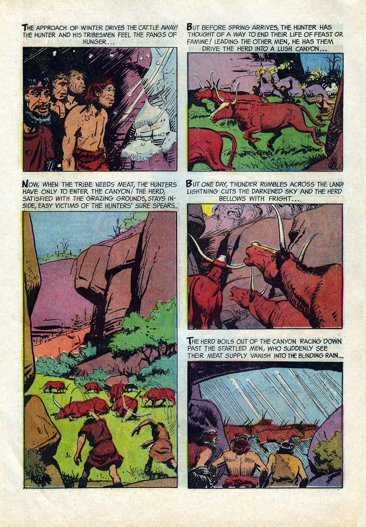 Read online Turok, Son of Stone comic -  Issue #45 - 23