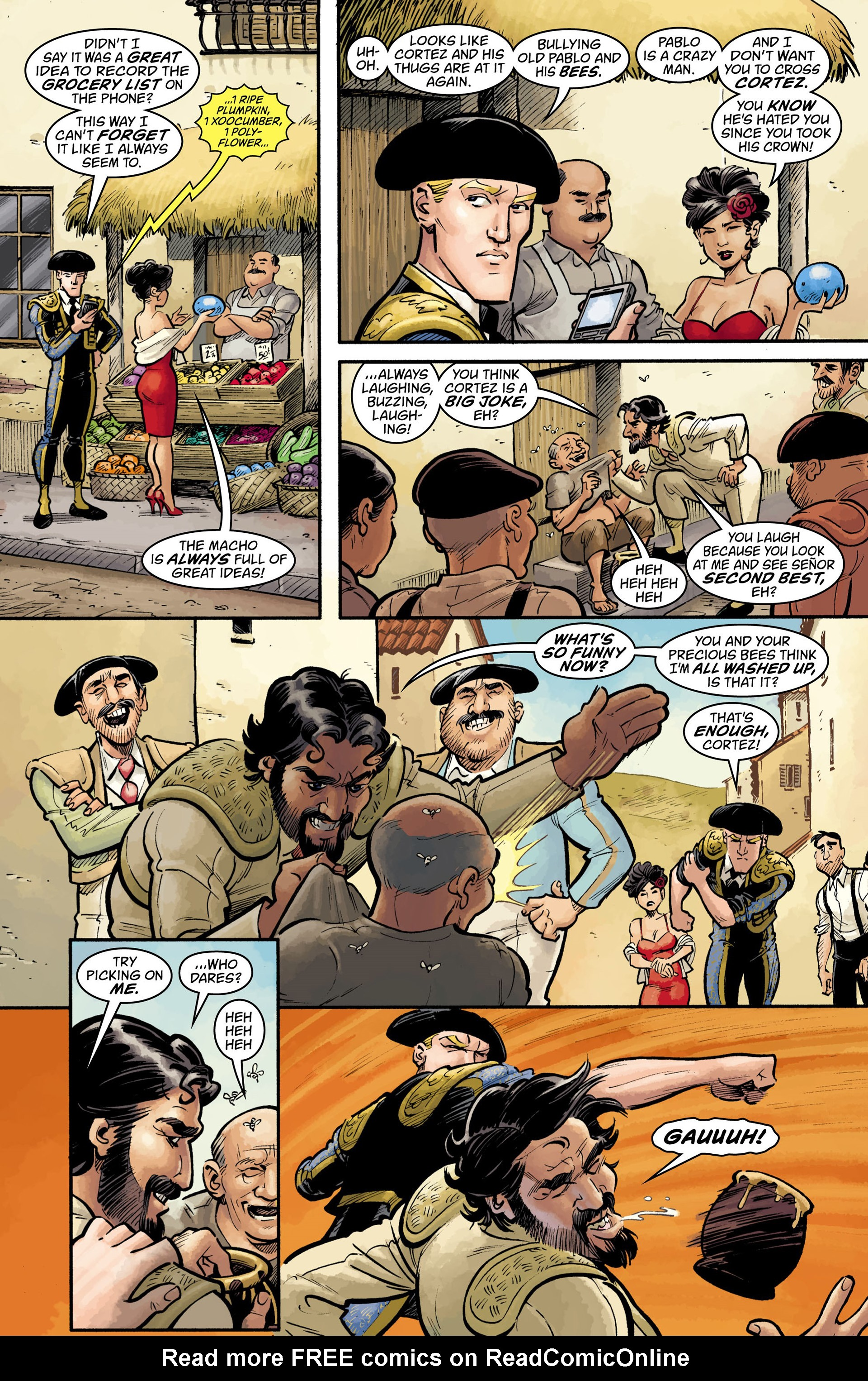 Read online Seaguy: The Slaves of Mickey Eye comic -  Issue #2 - 21