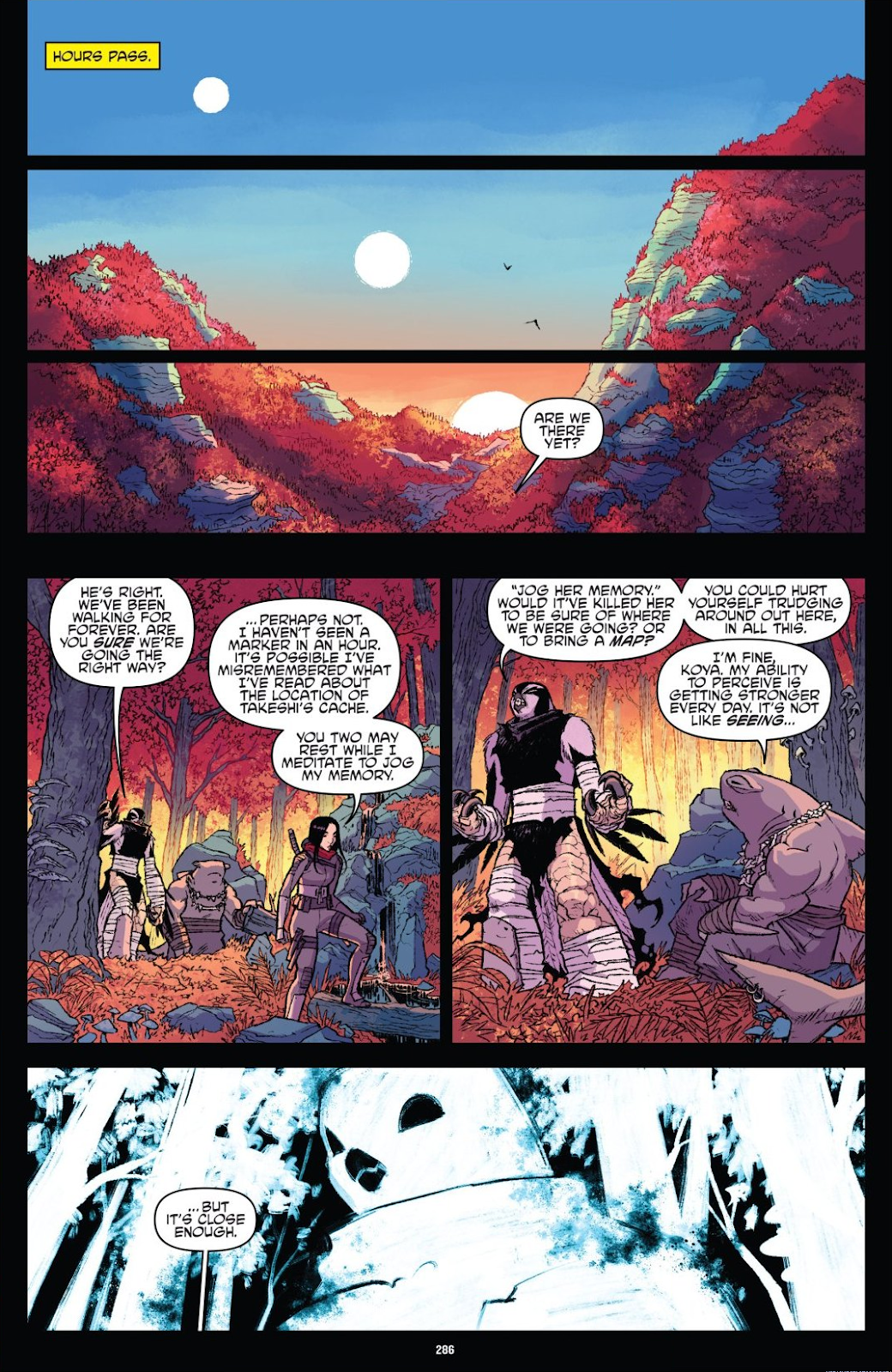 Read online Teenage Mutant Ninja Turtles: The IDW Collection comic -  Issue # TPB 9 (Part 3) - 83