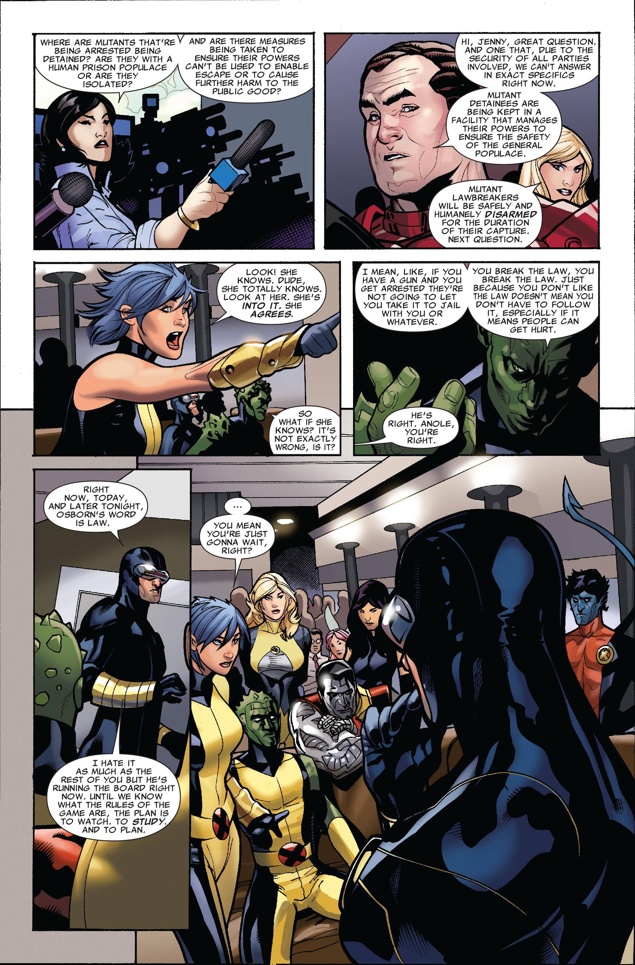 Read online Uncanny X-Men (1963) comic -  Issue #513 - 16