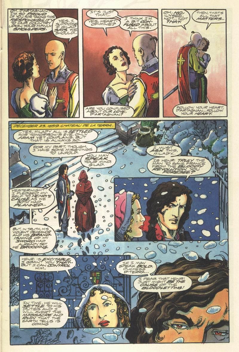 Read online Eternal Warrior (1992) comic -  Issue #8 - 14