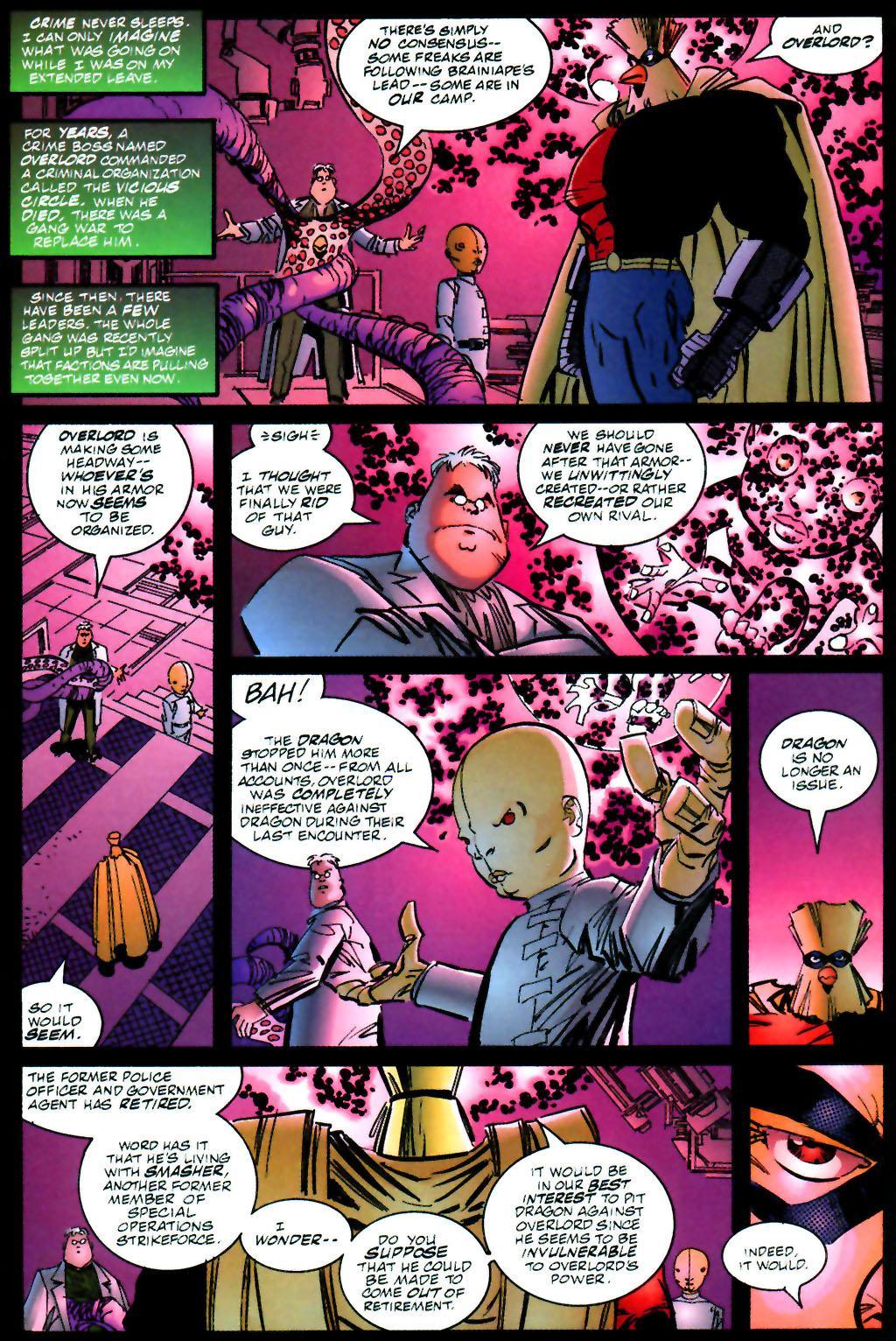 The Savage Dragon (1993) Issue #59 #62 - English 18