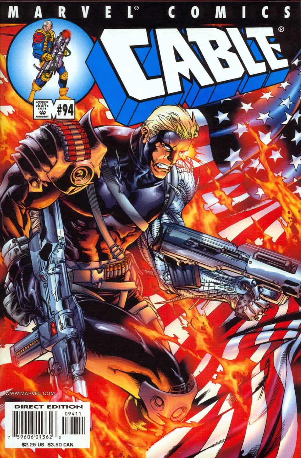 Cable (1993) 94 Page 1