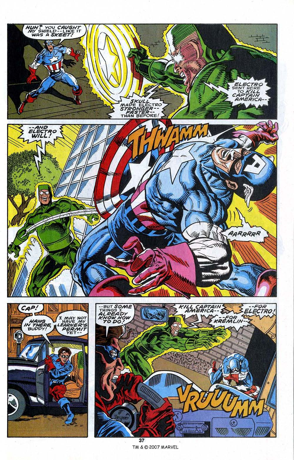 Read online Captain America (1968) comic -  Issue # _Annual 13 - 39
