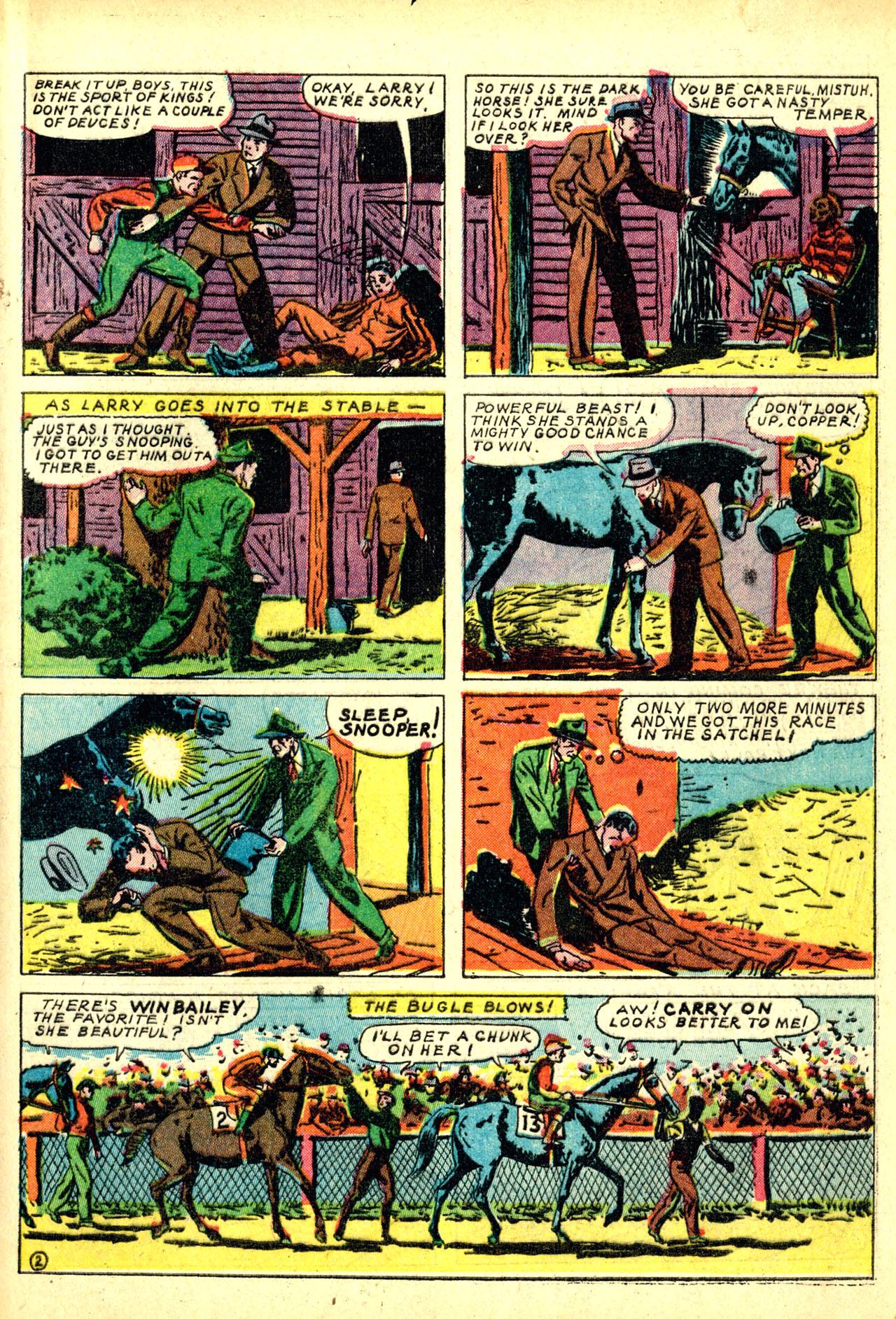Read online Detective Comics (1937) comic -  Issue #50 - 33