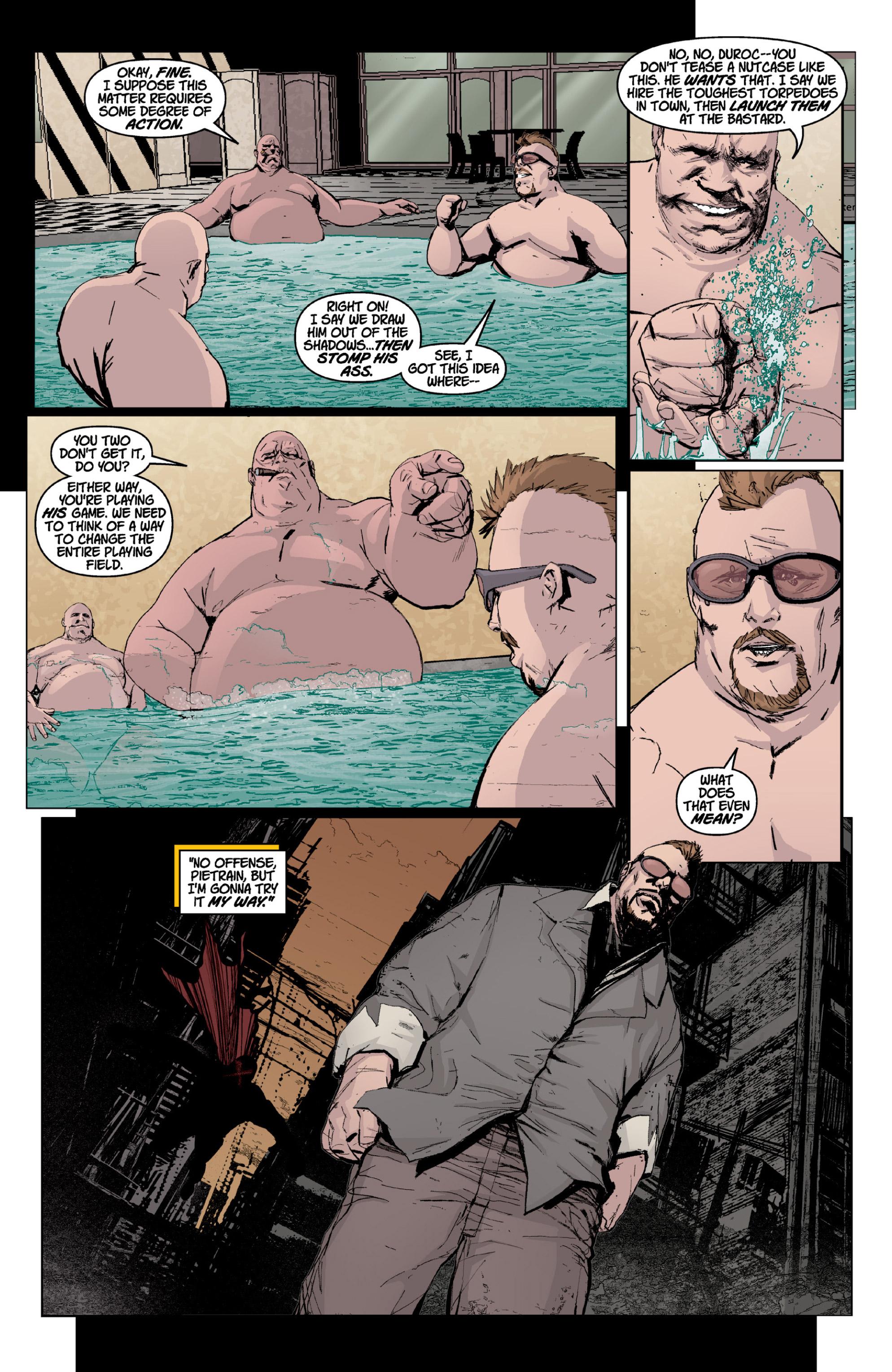 Read online X: Big Bad comic -  Issue # Full - 11