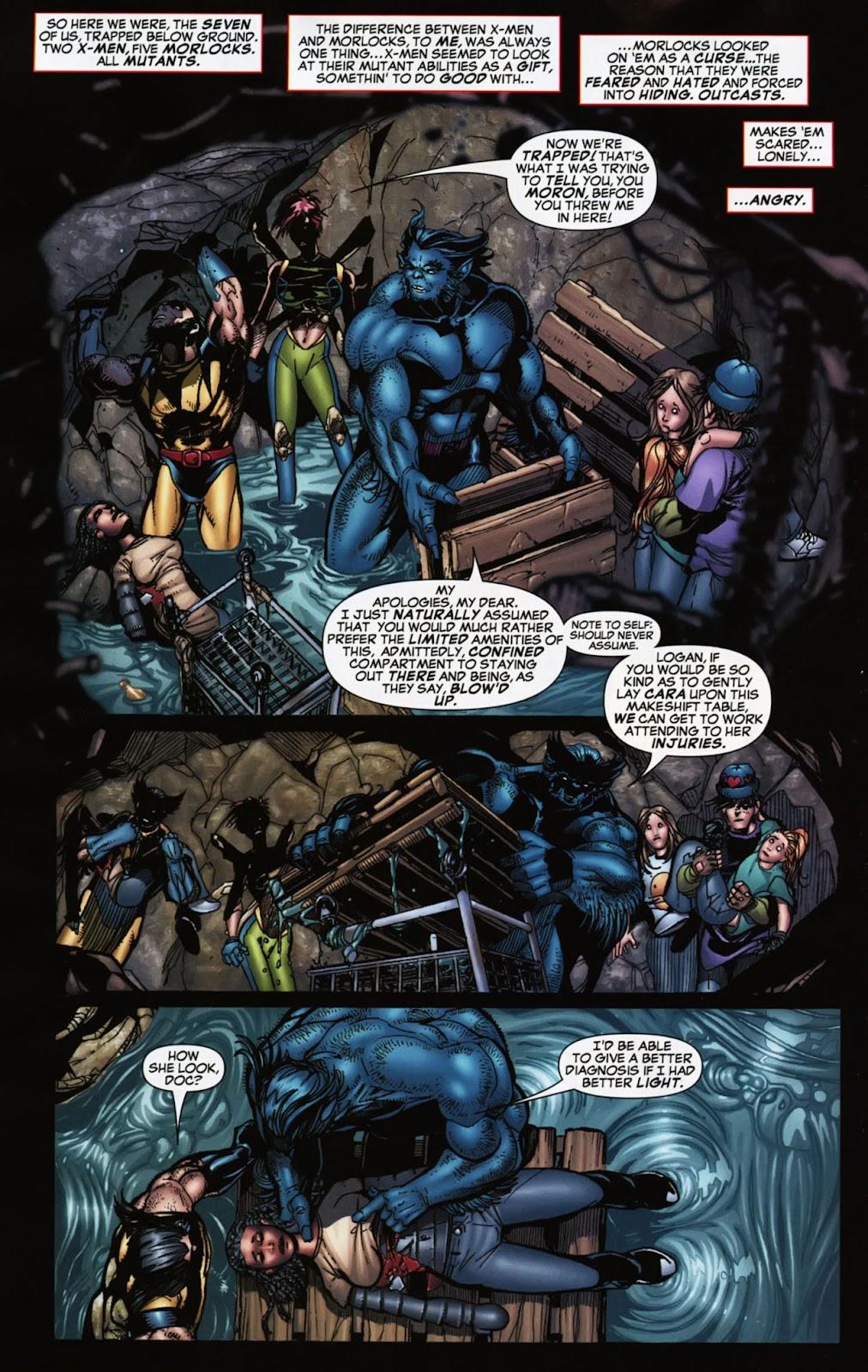 Read online Wolverine (2003) comic -  Issue #900 - 37