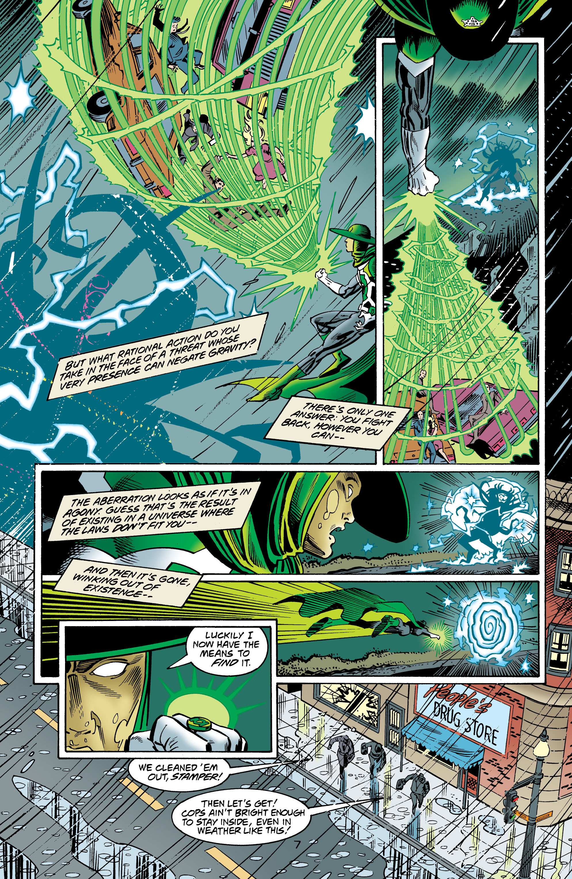 Read online Anarky (1999) comic -  Issue #2 - 8