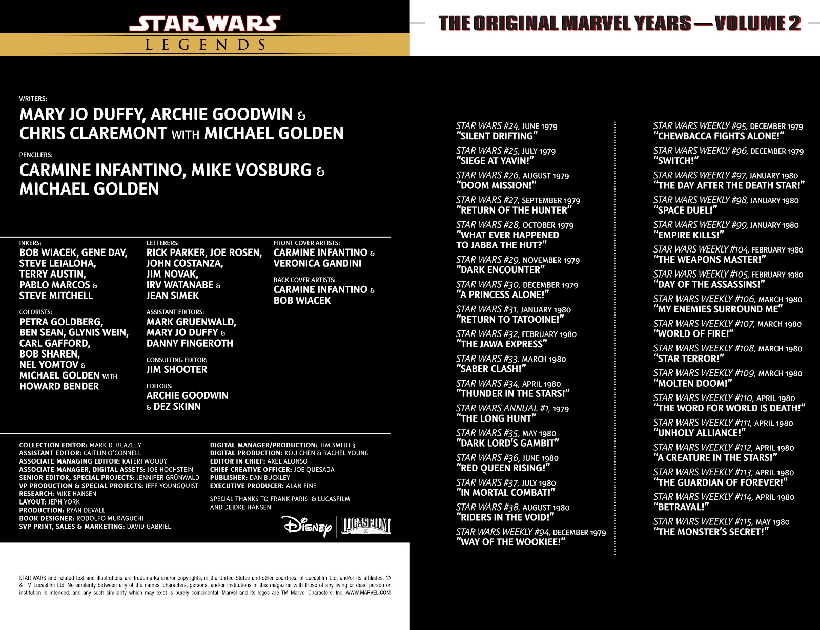 Read online Star Wars Legends: The Original Marvel Years - Epic Collection comic -  Issue # TPB 2 (Part 1) - 4