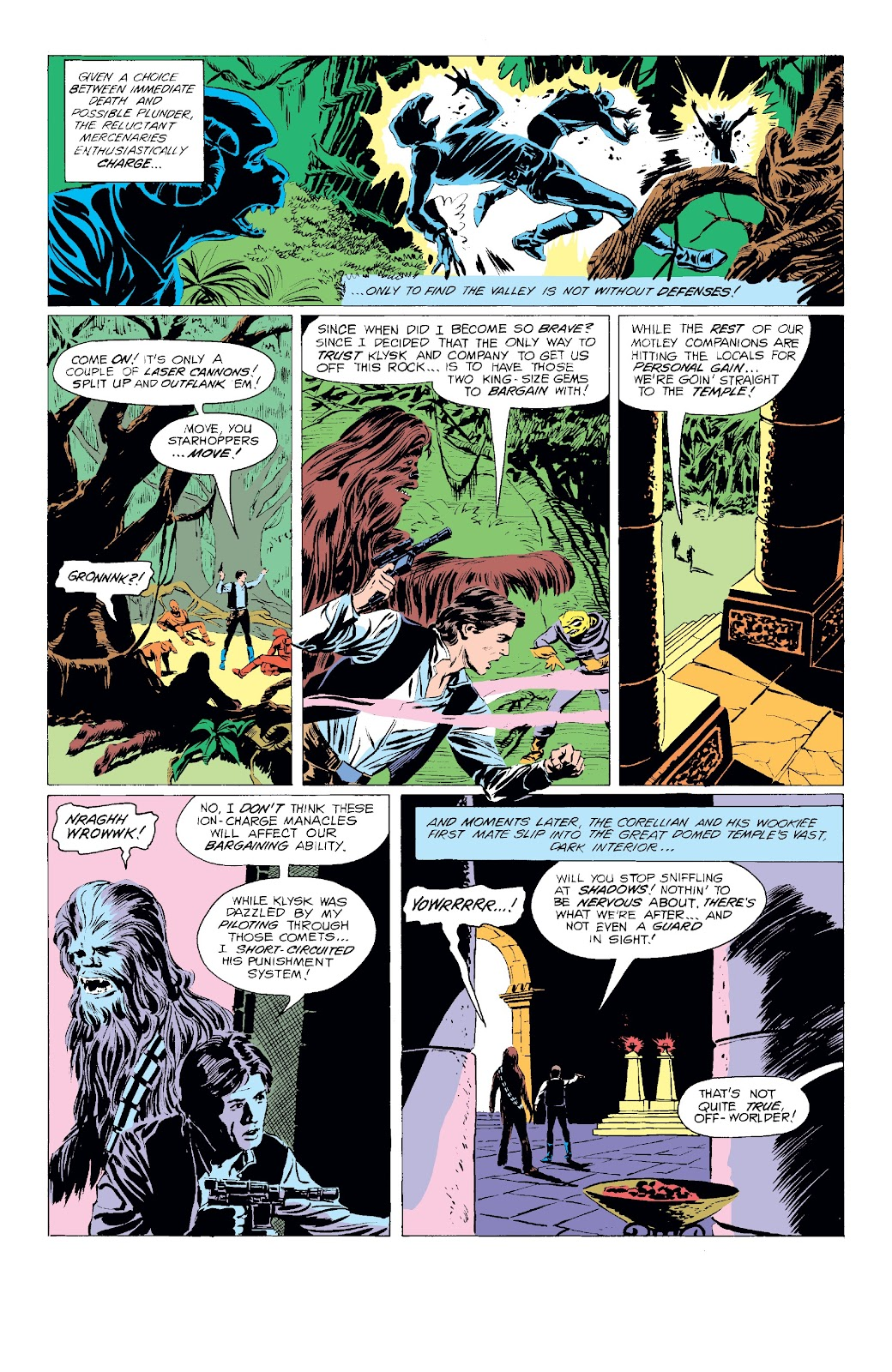 Read online Star Wars Legends: The Original Marvel Years - Epic Collection comic -  Issue # TPB 3 (Part 3) - 49