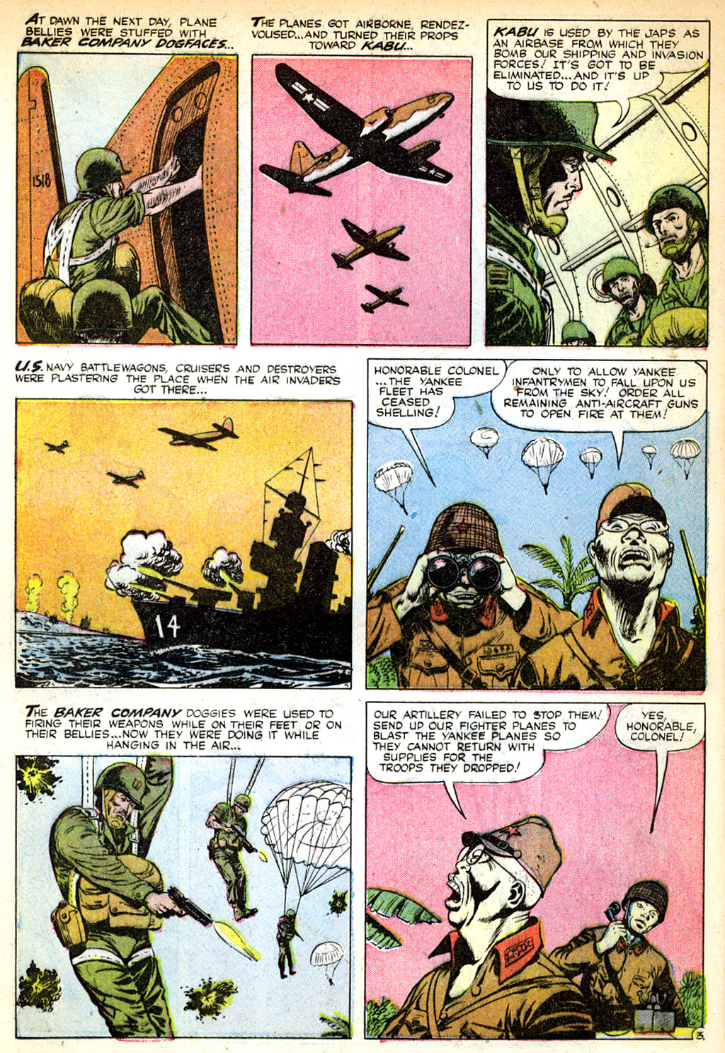 Combat Kelly (1951) issue 44 - Page 12
