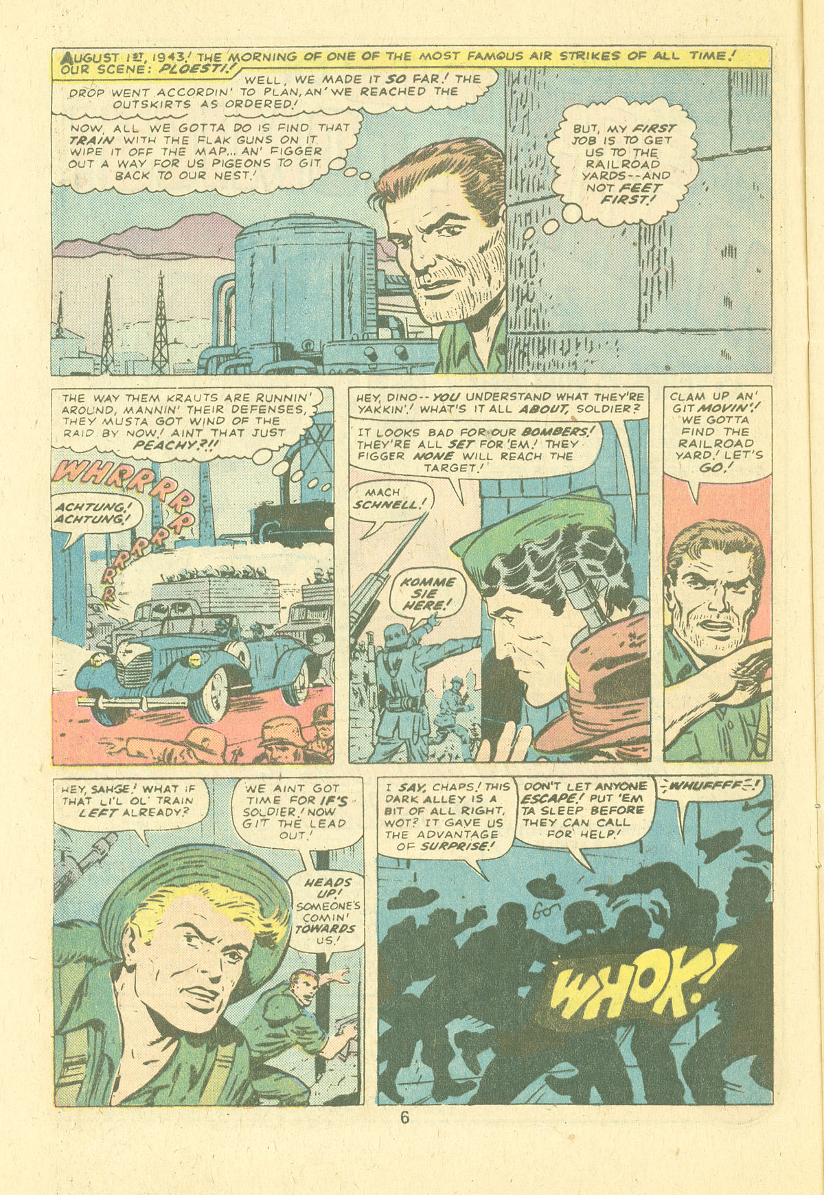 Read online Sgt. Fury comic -  Issue #124 - 8