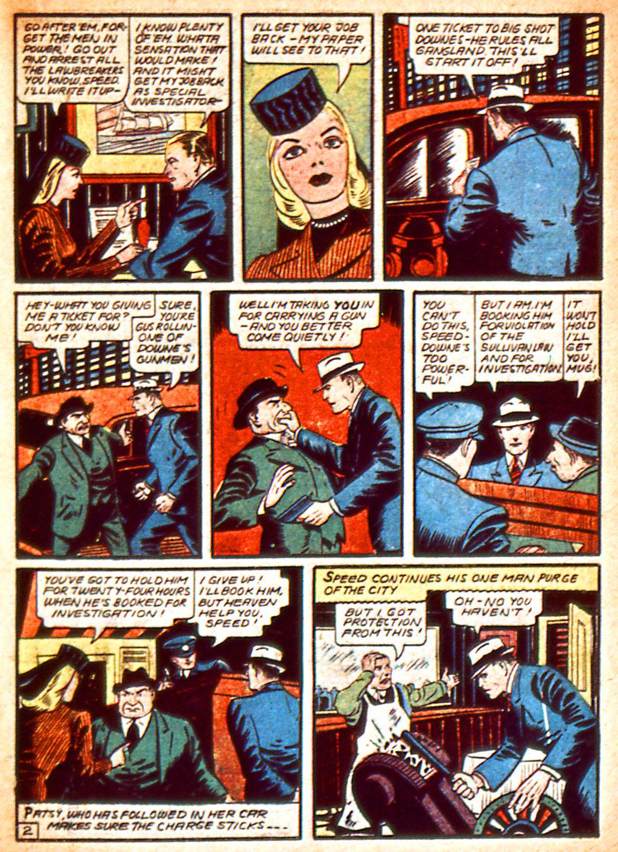 Read online Detective Comics (1937) comic -  Issue #37 - 38