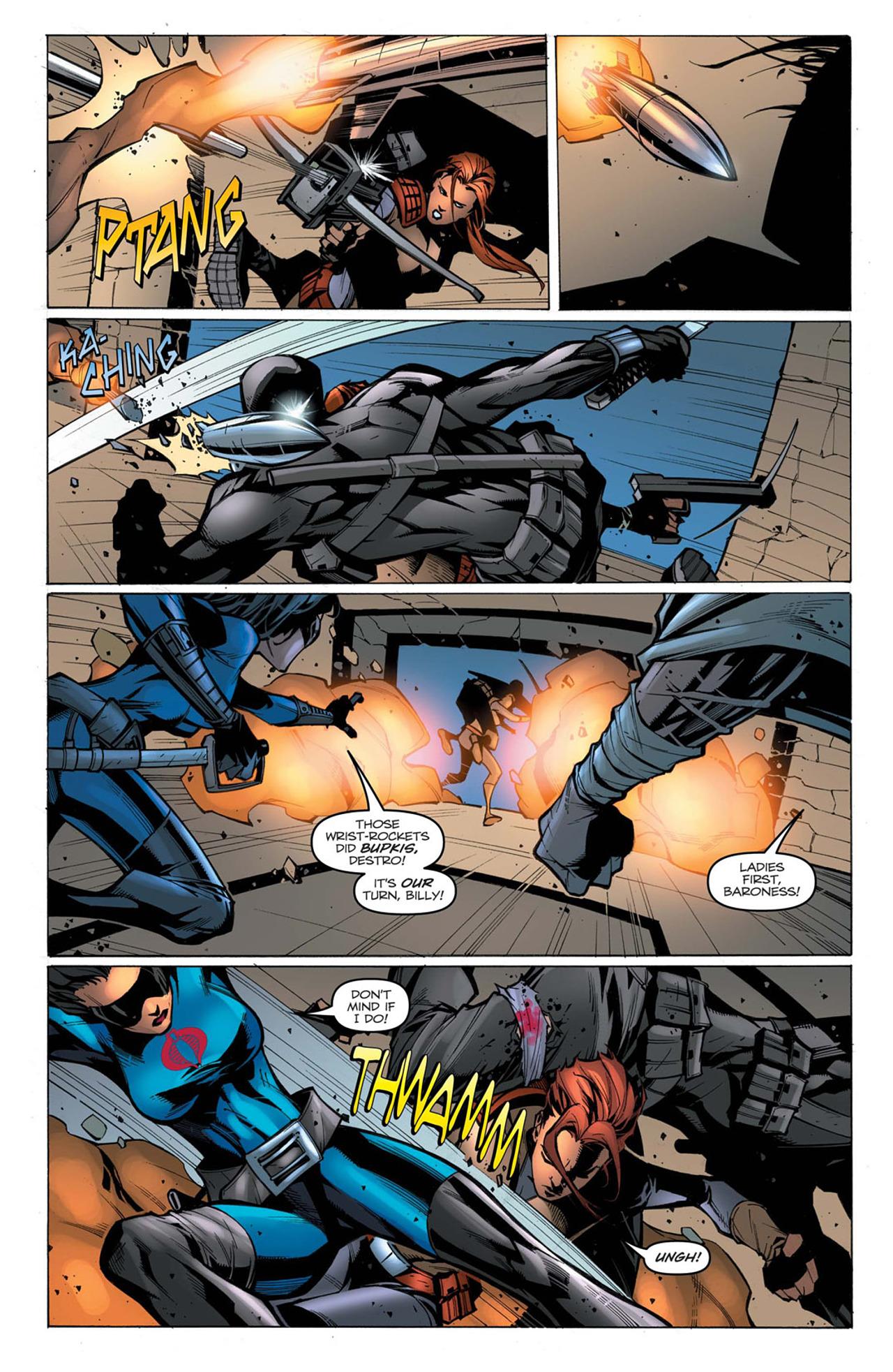 G.I. Joe: A Real American Hero 159 Page 9