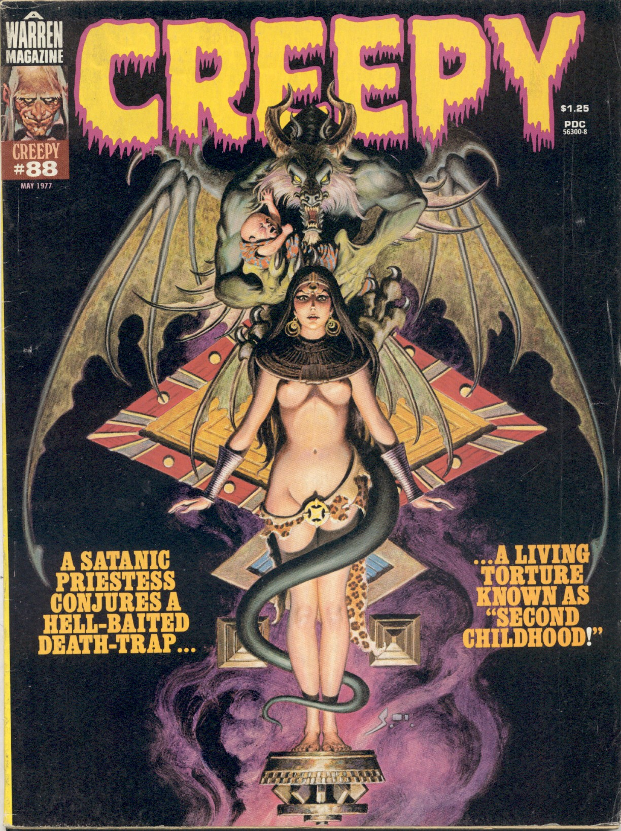 Creepy (1964) 88 Page 1