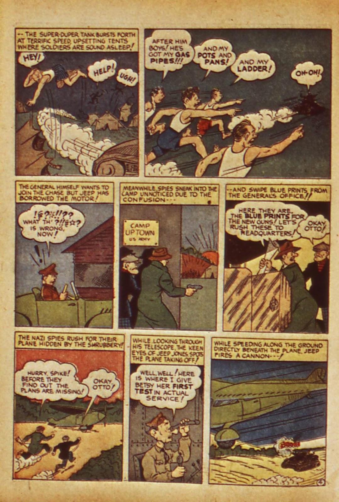USA Comics issue 7 - Page 56