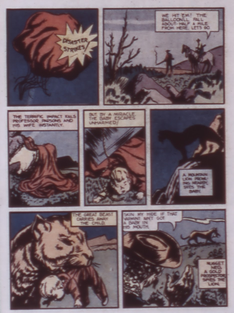 Read online WHIZ Comics comic -  Issue #1 - 26