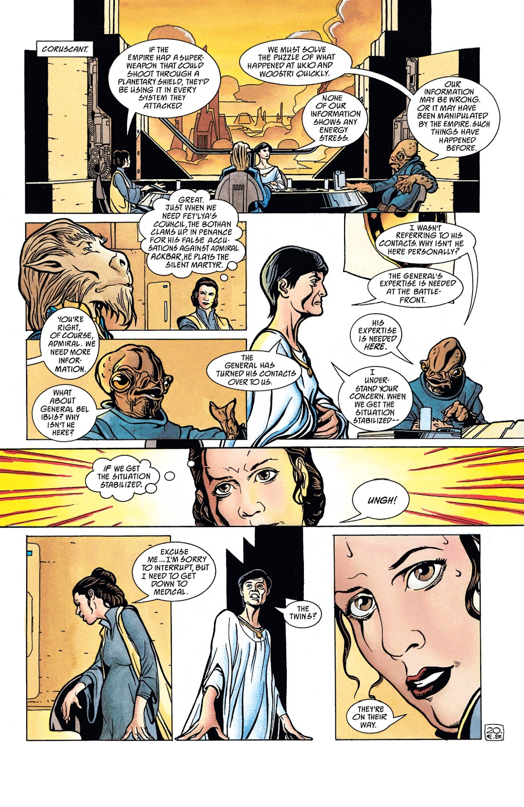 Read online Star Wars Legends: The New Republic - Epic Collection comic -  Issue # TPB 4 (Part 4) - 18