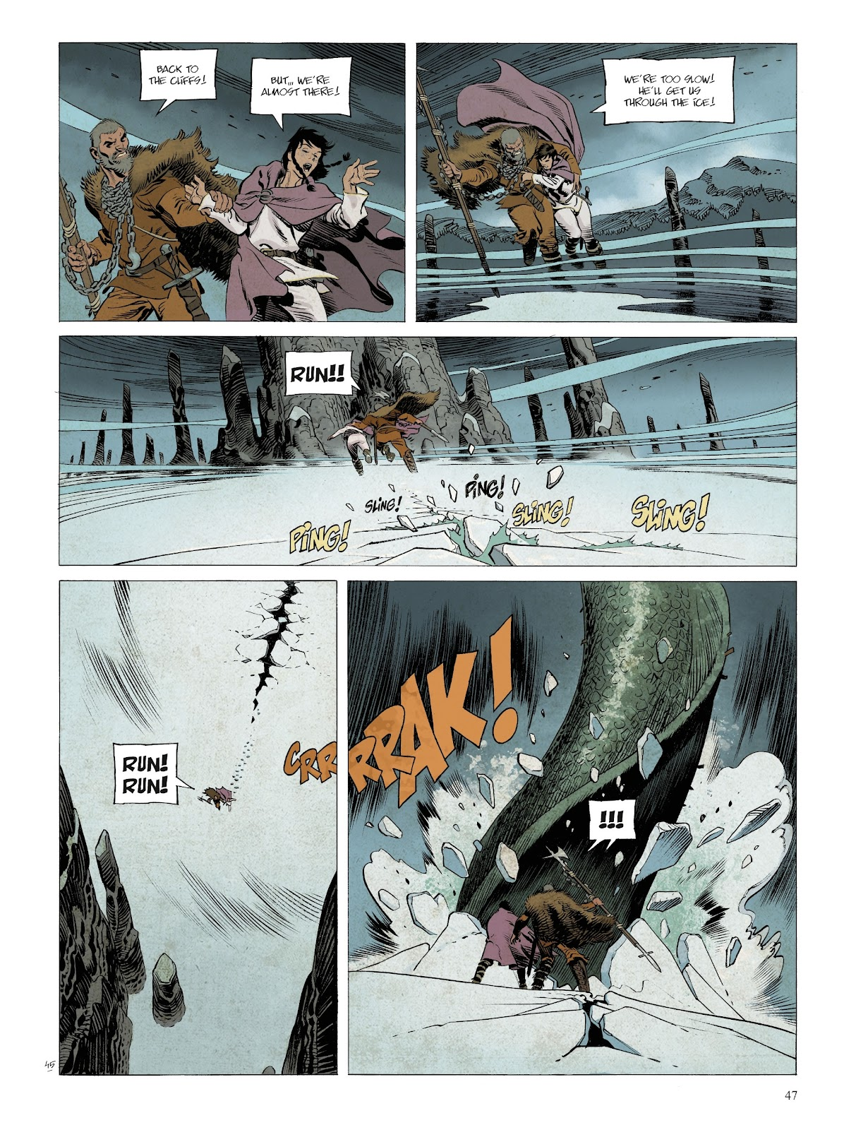 Read online Asgard comic -  Issue #2 - 49