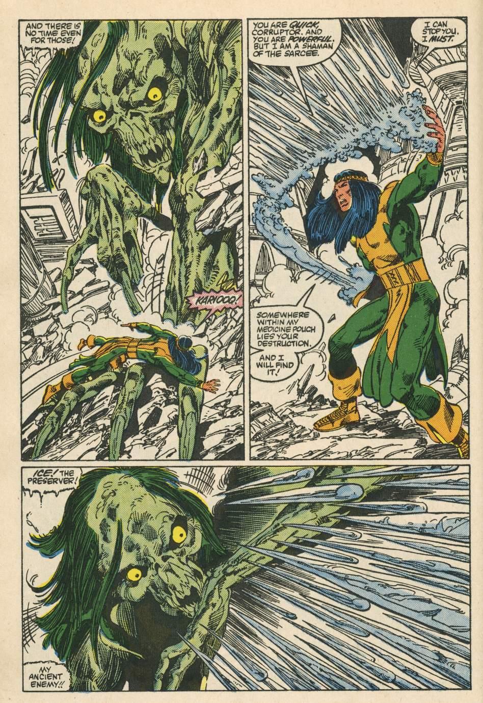 Read online Alpha Flight (1983) comic -  Issue #24 - 20