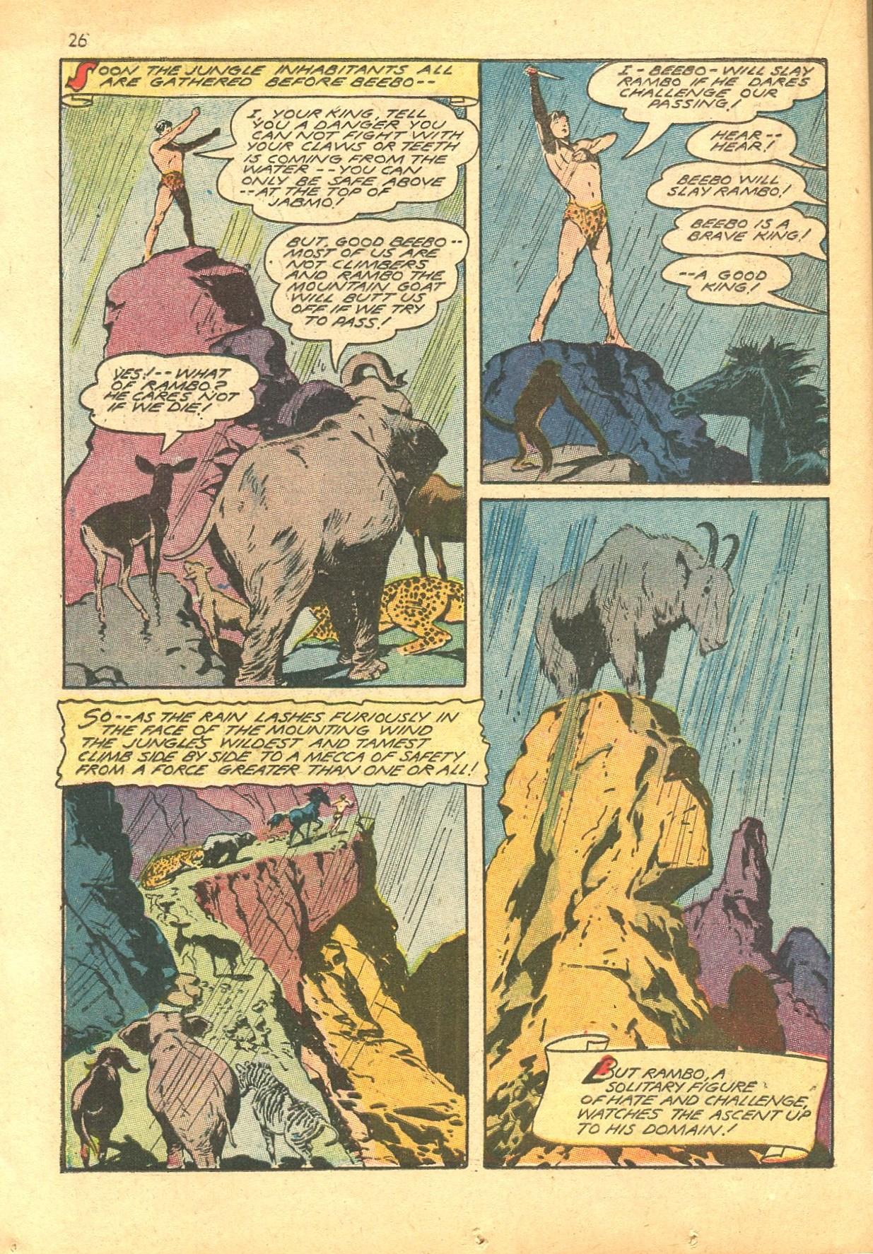 Read online Shadow Comics comic -  Issue #24 - 26