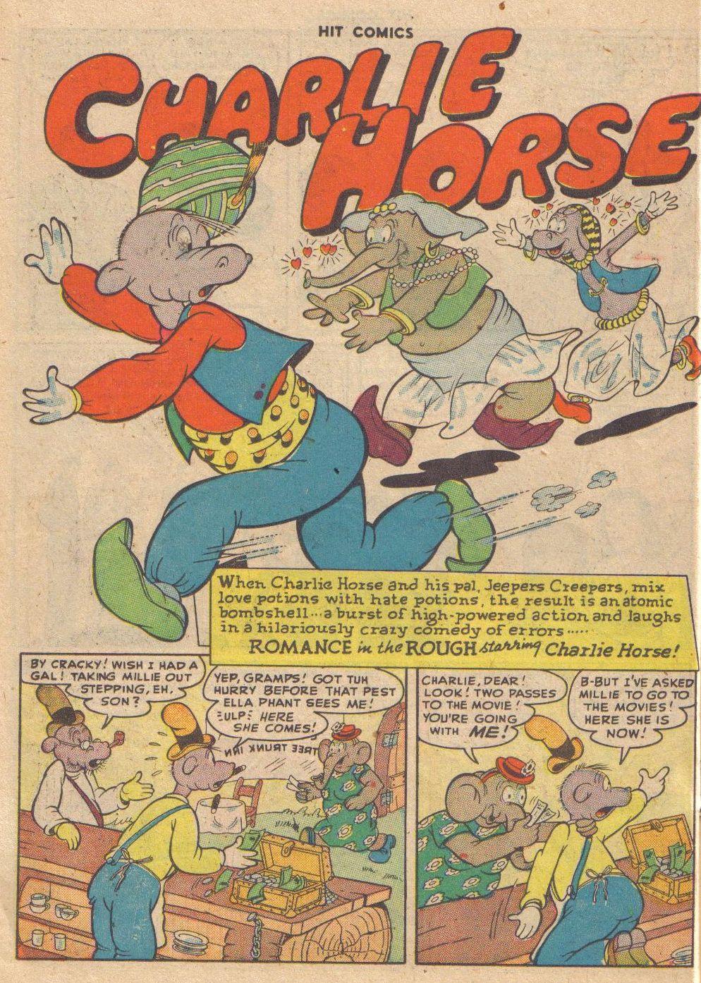 Read online Hit Comics comic -  Issue #46 - 38