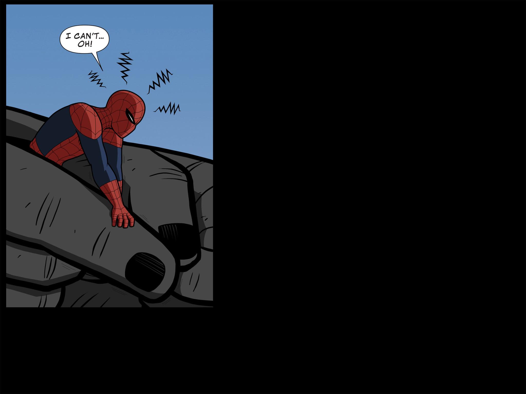 Read online Ultimate Spider-Man (Infinite Comics) (2015) comic -  Issue #10 - 31