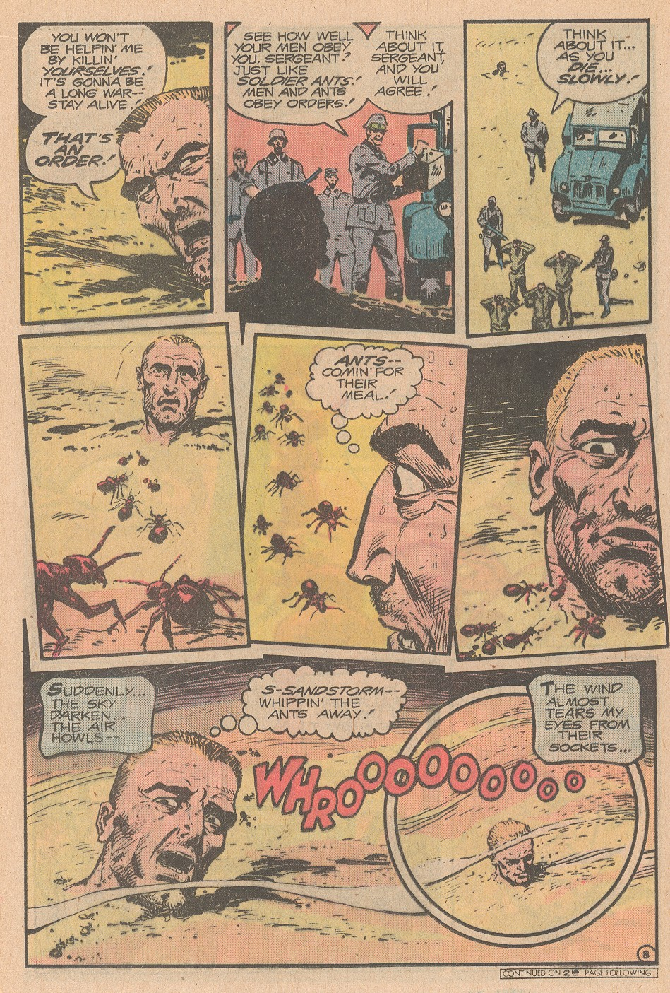Sgt. Rock issue 351 - Page 9