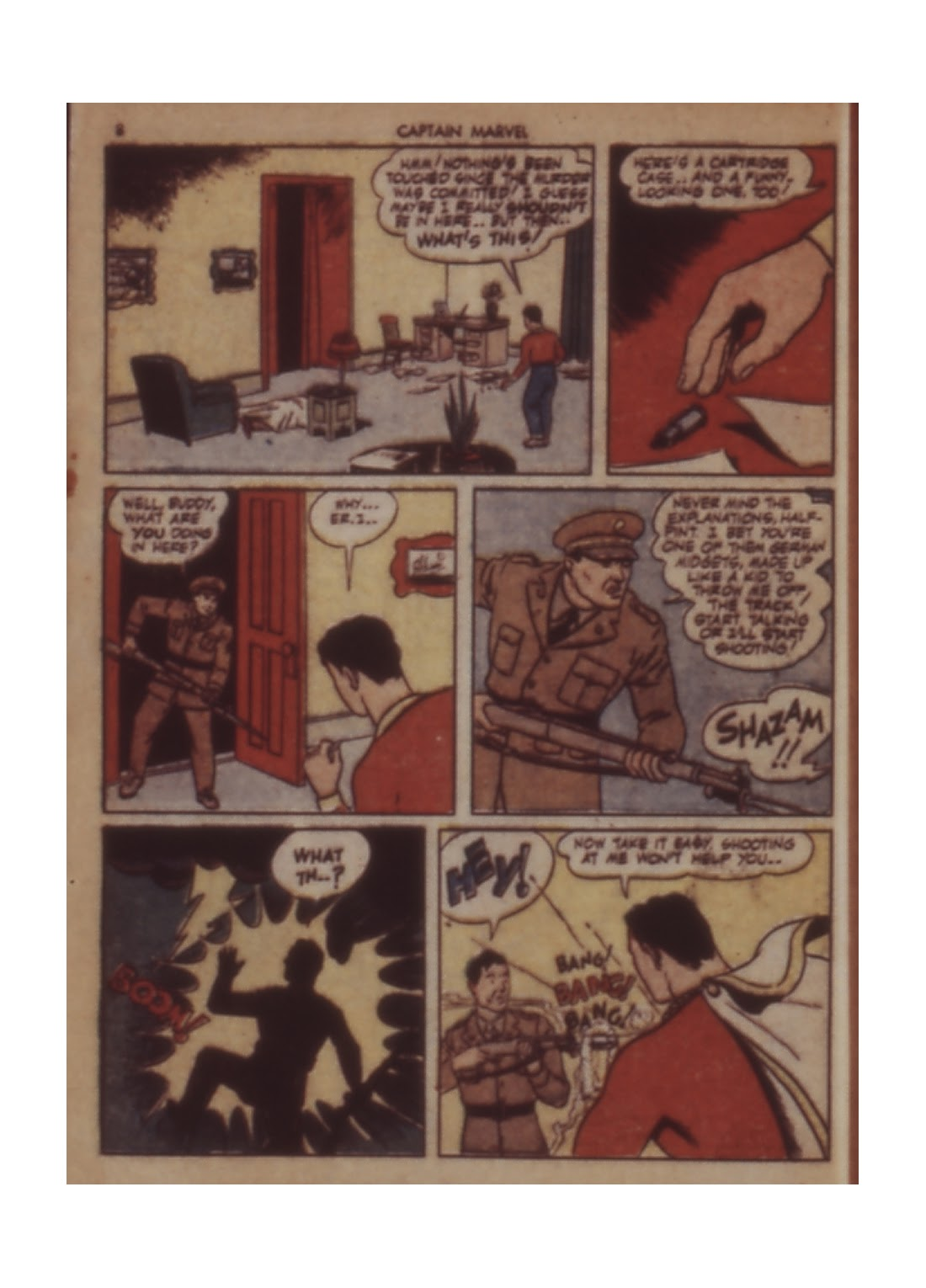 Captain Marvel Adventures issue 11 - Page 8