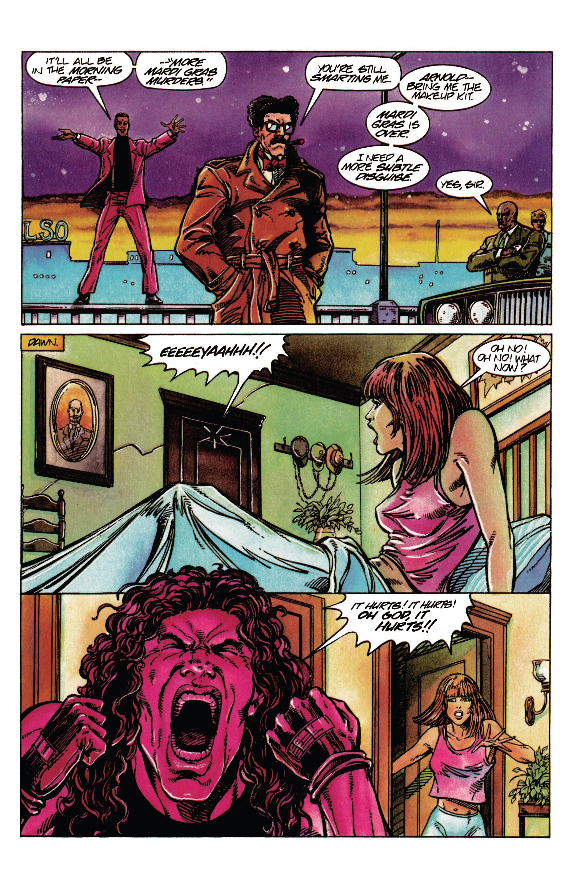 Read online Shadowman (1992) comic -  Issue #27 - 8