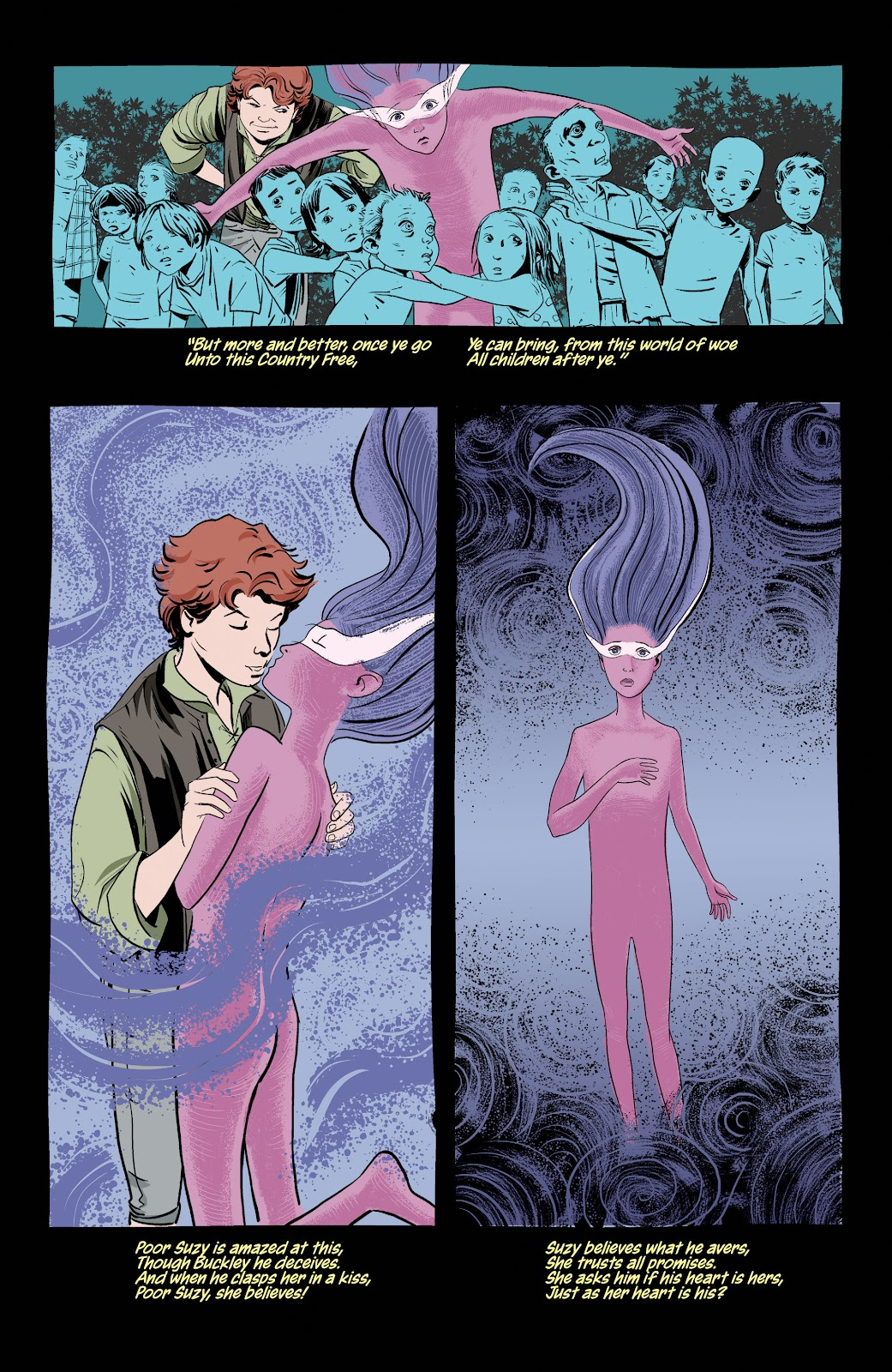Read online The Children's Crusade comic -  Issue # _TPB (Part 1) - 76
