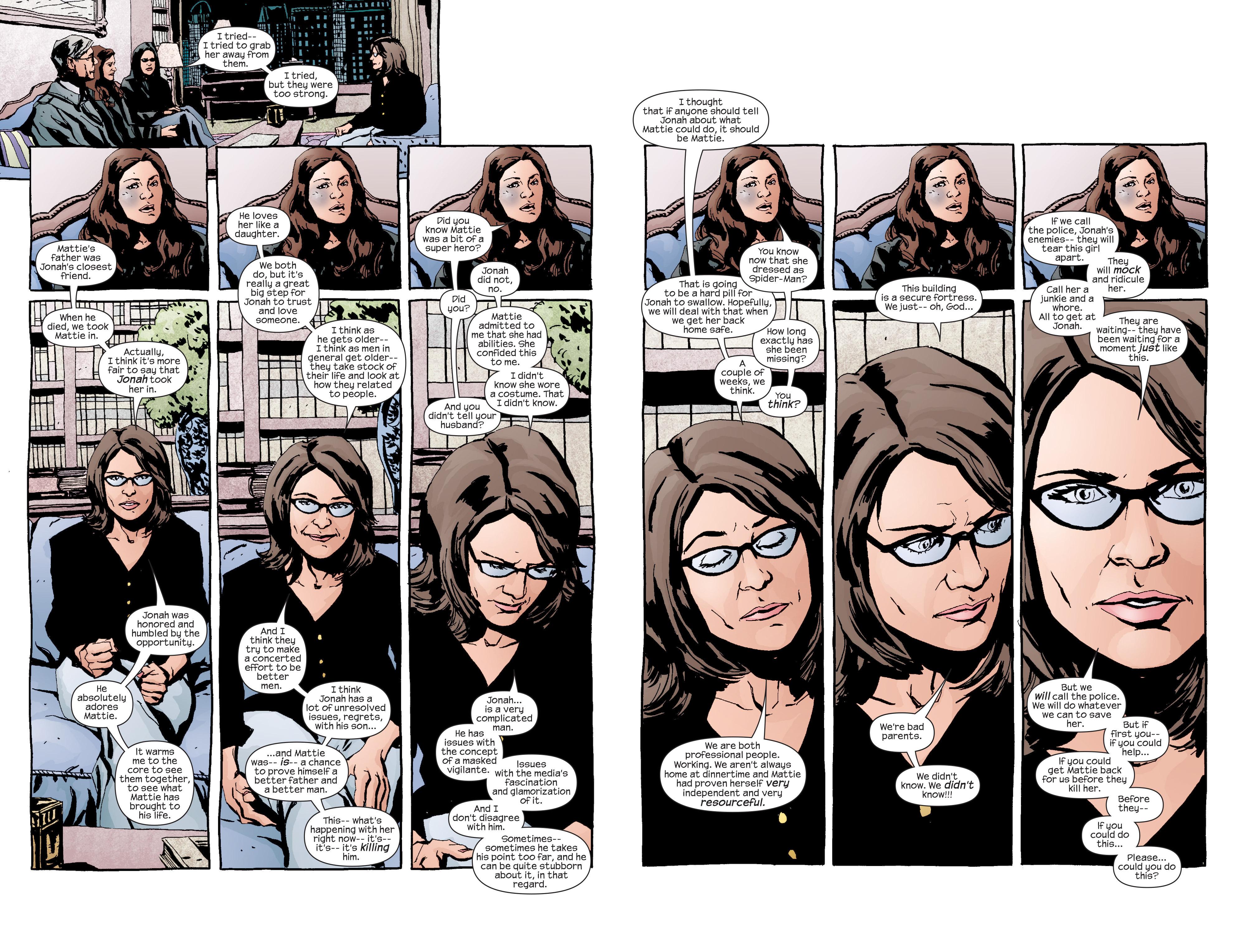 Read online Alias comic -  Issue #20 - 10
