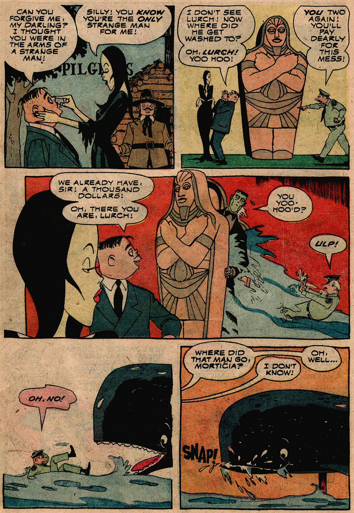 Read online Addams Family comic -  Issue #2 - 13