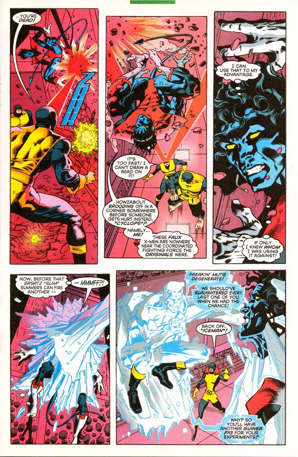 Excalibur (1988) issue 122 - Page 15