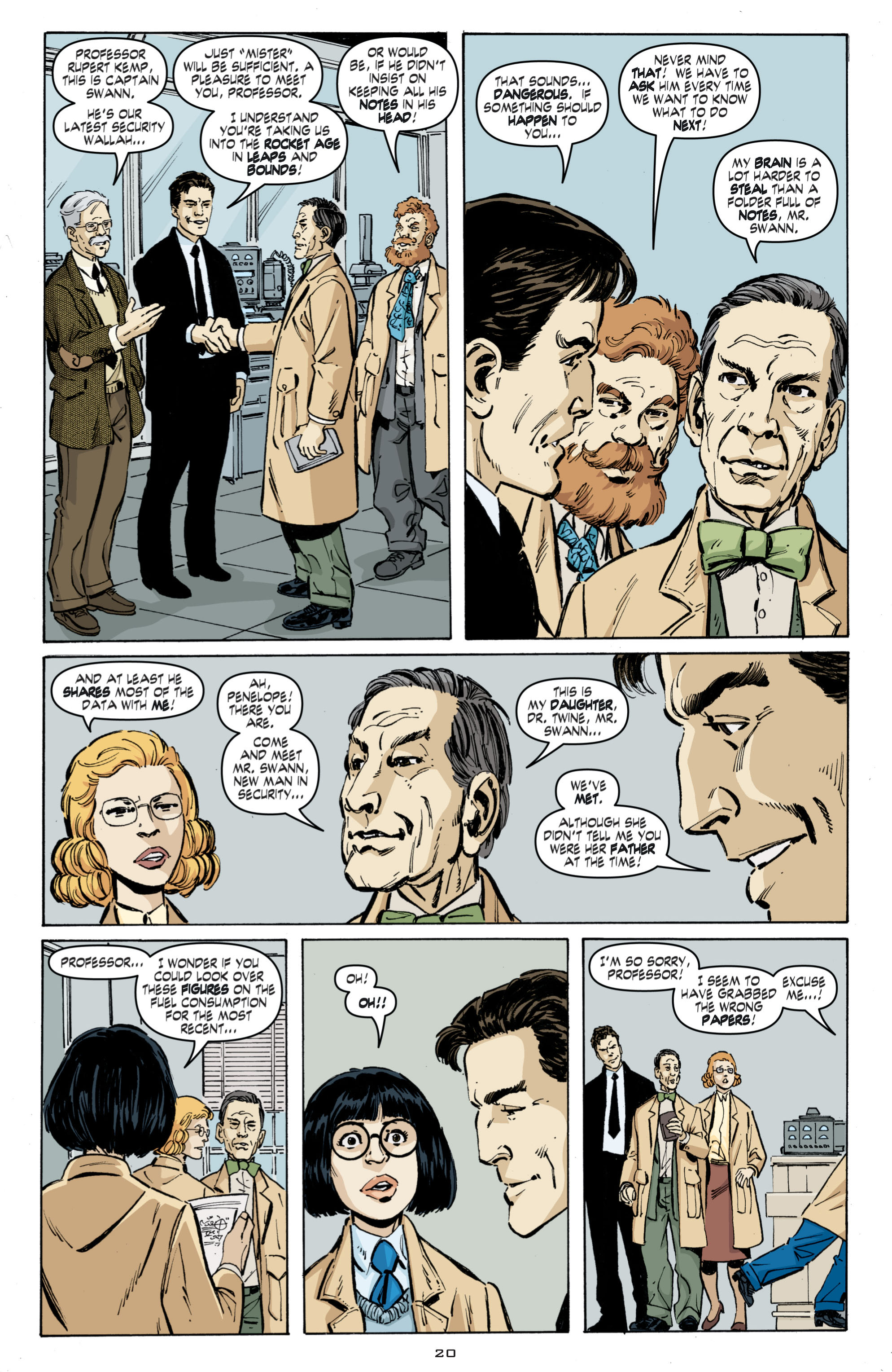 Read online Cold War comic -  Issue # TPB - 28