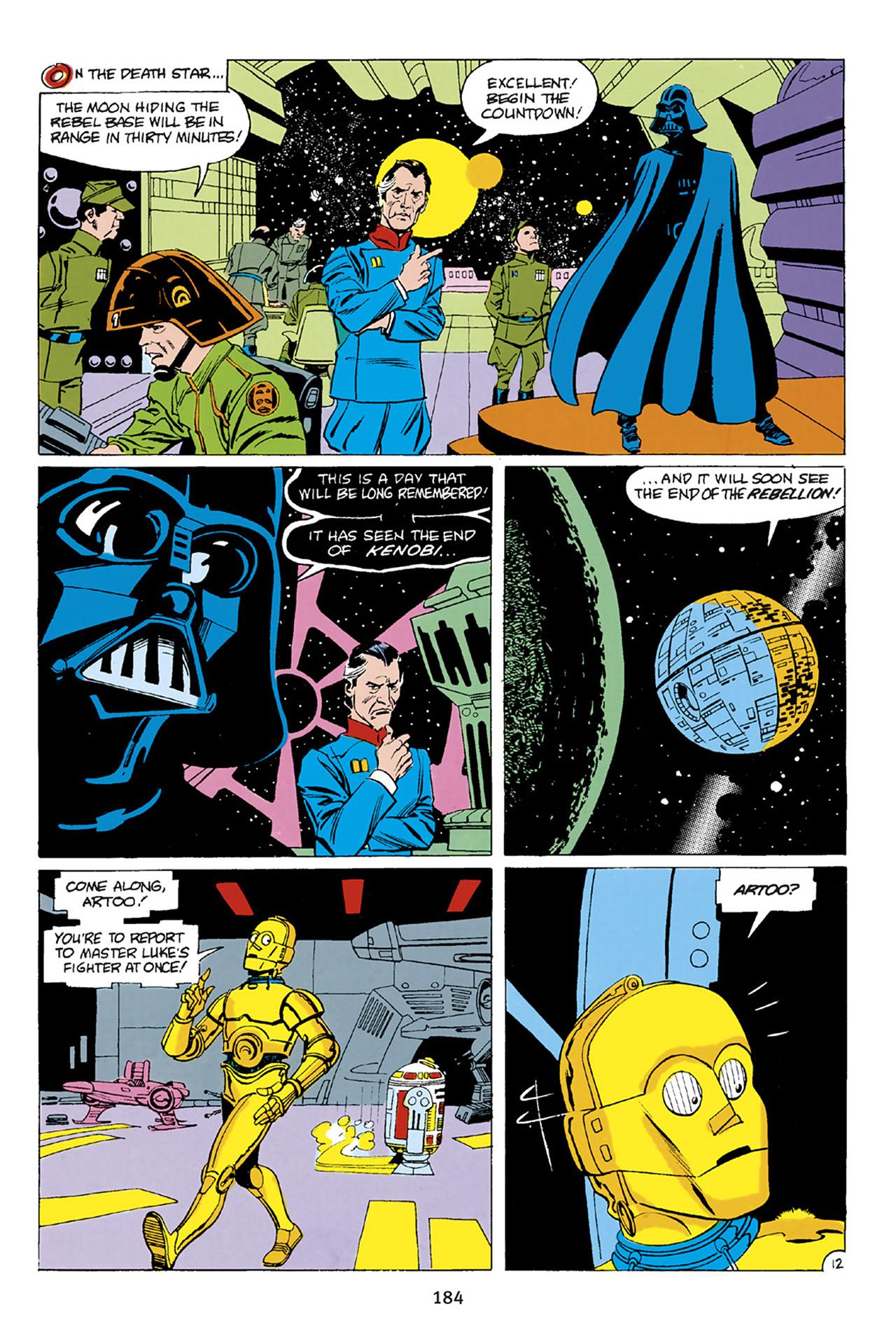 Read online Star Wars Omnibus comic -  Issue # Vol. 23 - 183