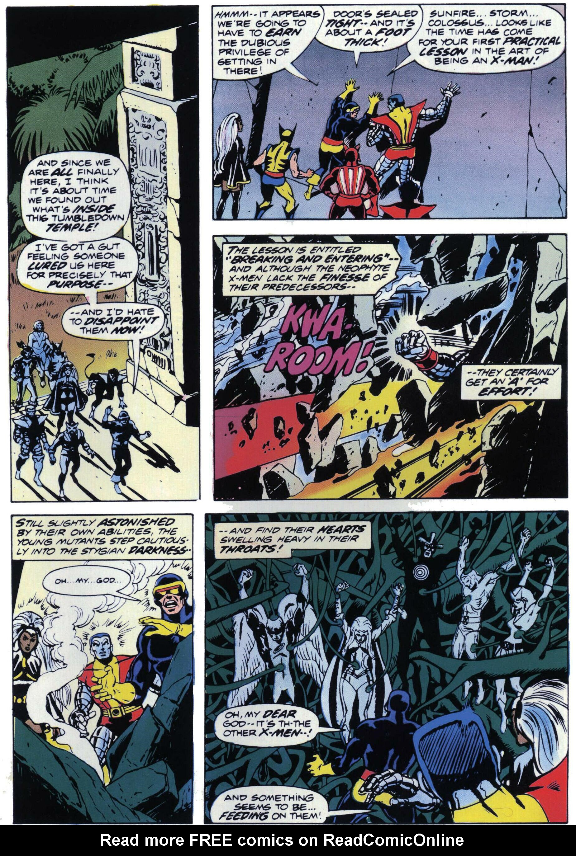 Read online Giant-Size X-Men comic -  Issue #1 - 28