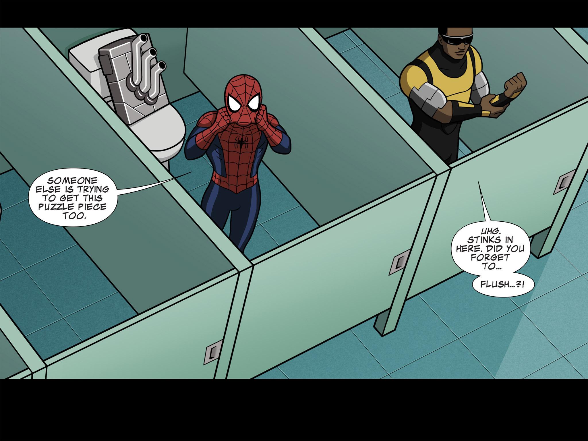 Read online Ultimate Spider-Man (Infinite Comics) (2015) comic -  Issue #7 - 27