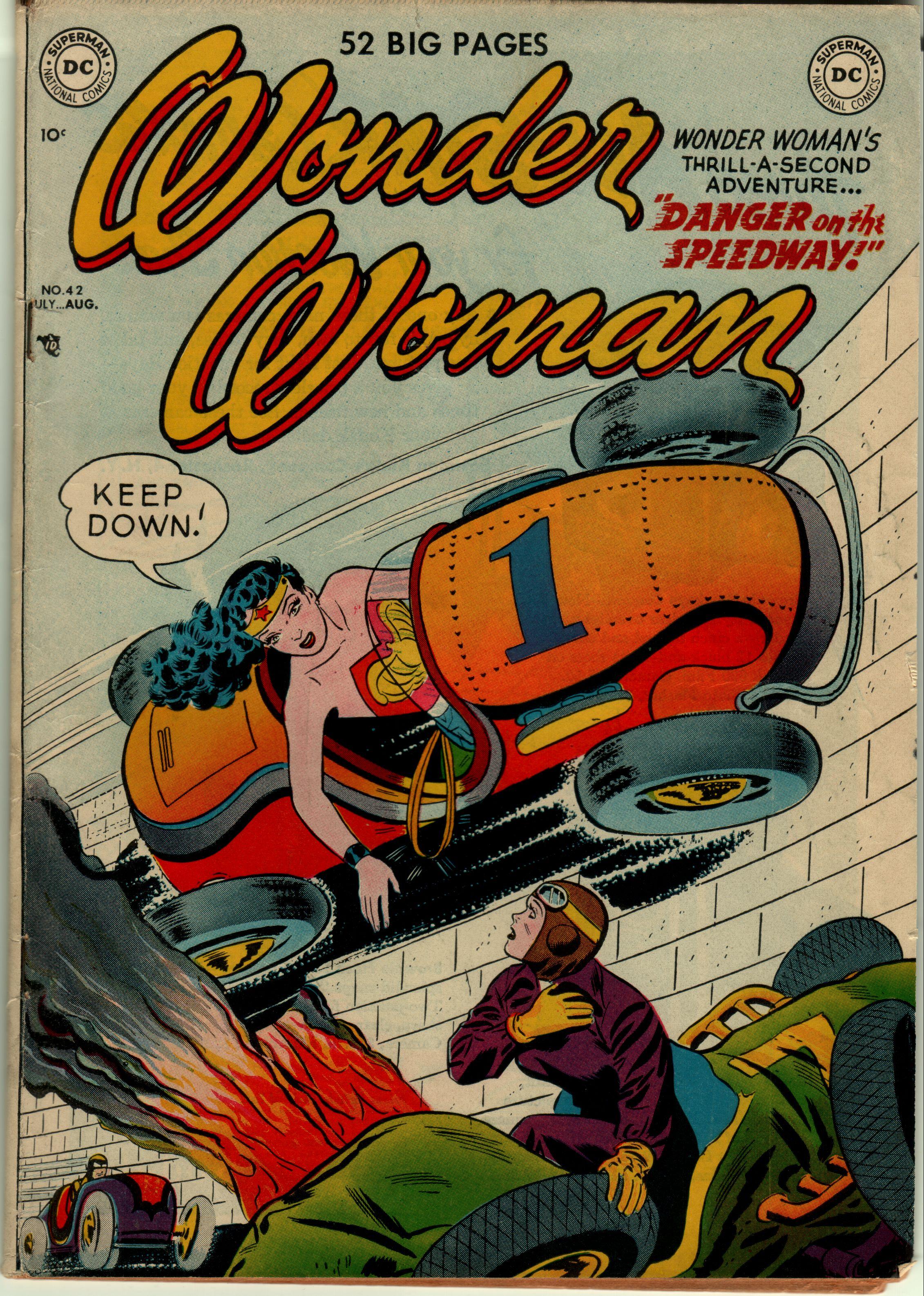 Read online Wonder Woman (1942) comic -  Issue #42 - 3