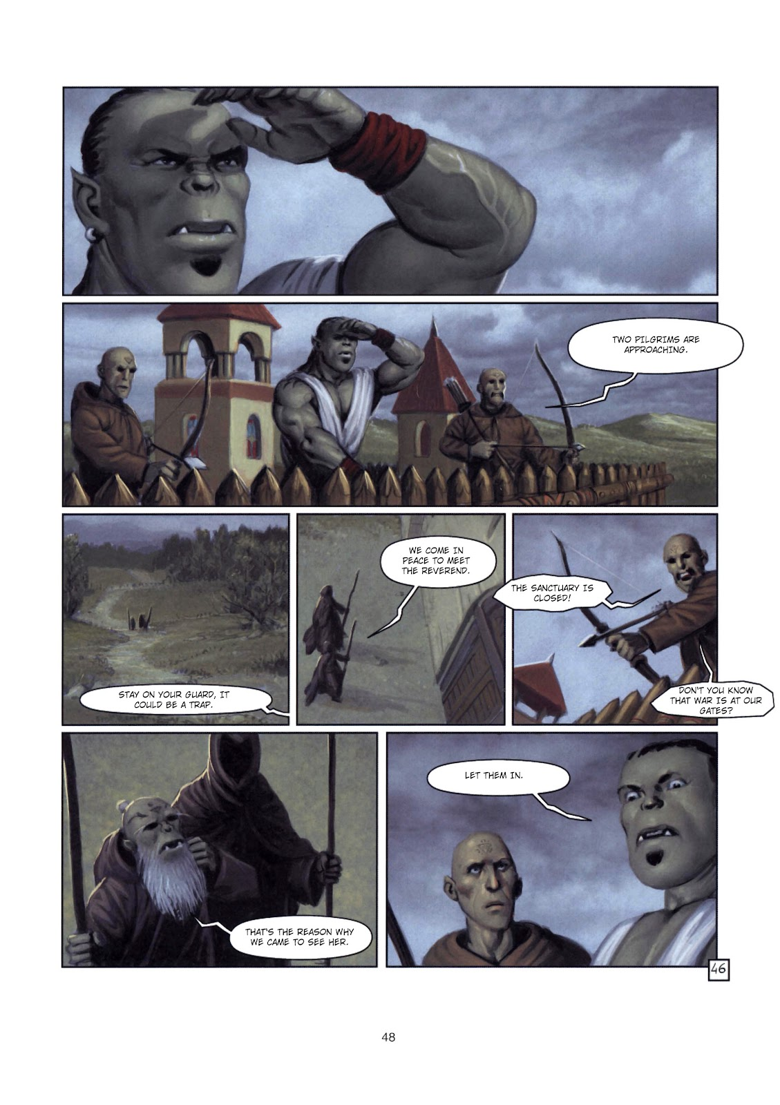 Read online Orks comic -  Issue #2 - 47