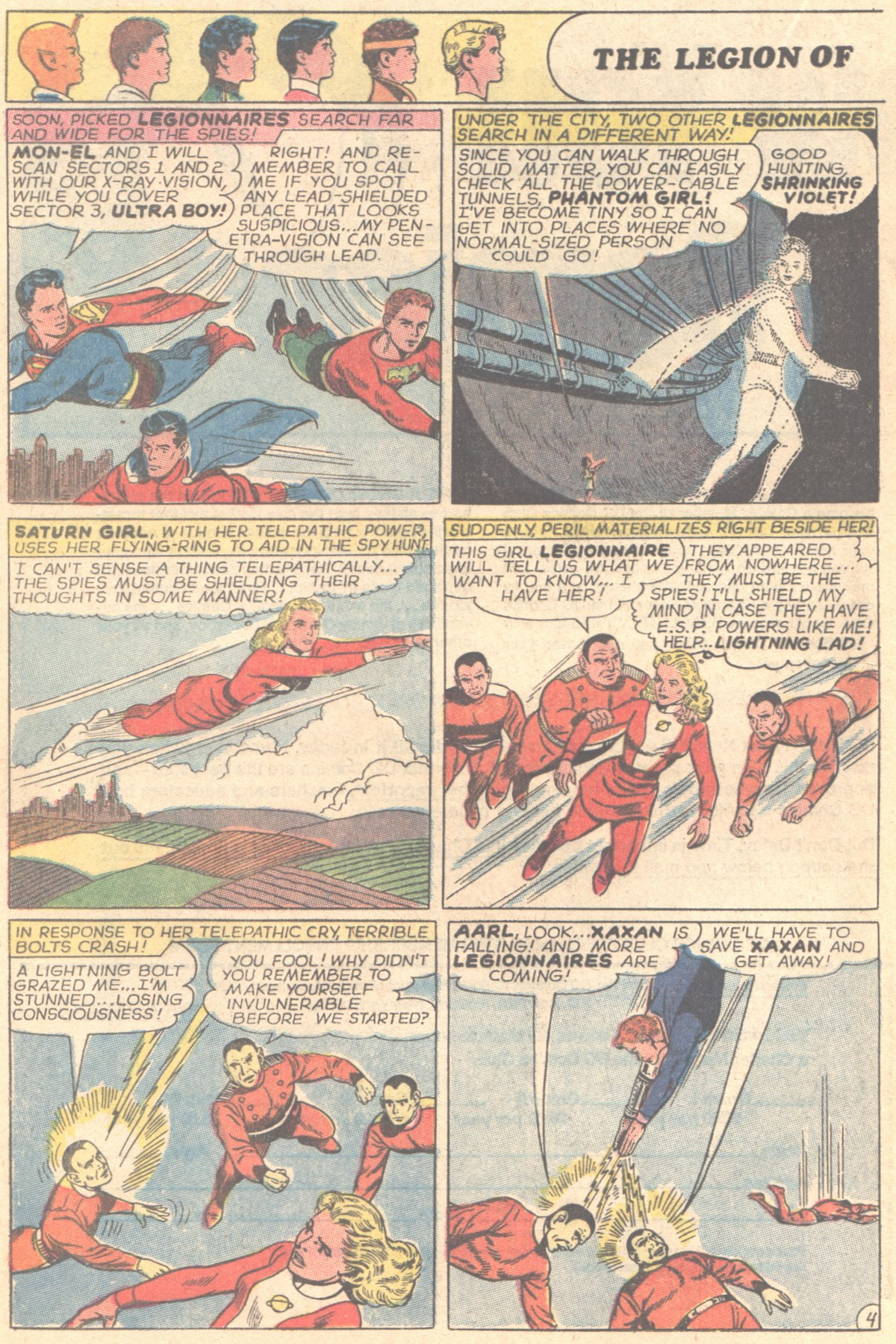 Read online Adventure Comics (1938) comic -  Issue #411 - 28
